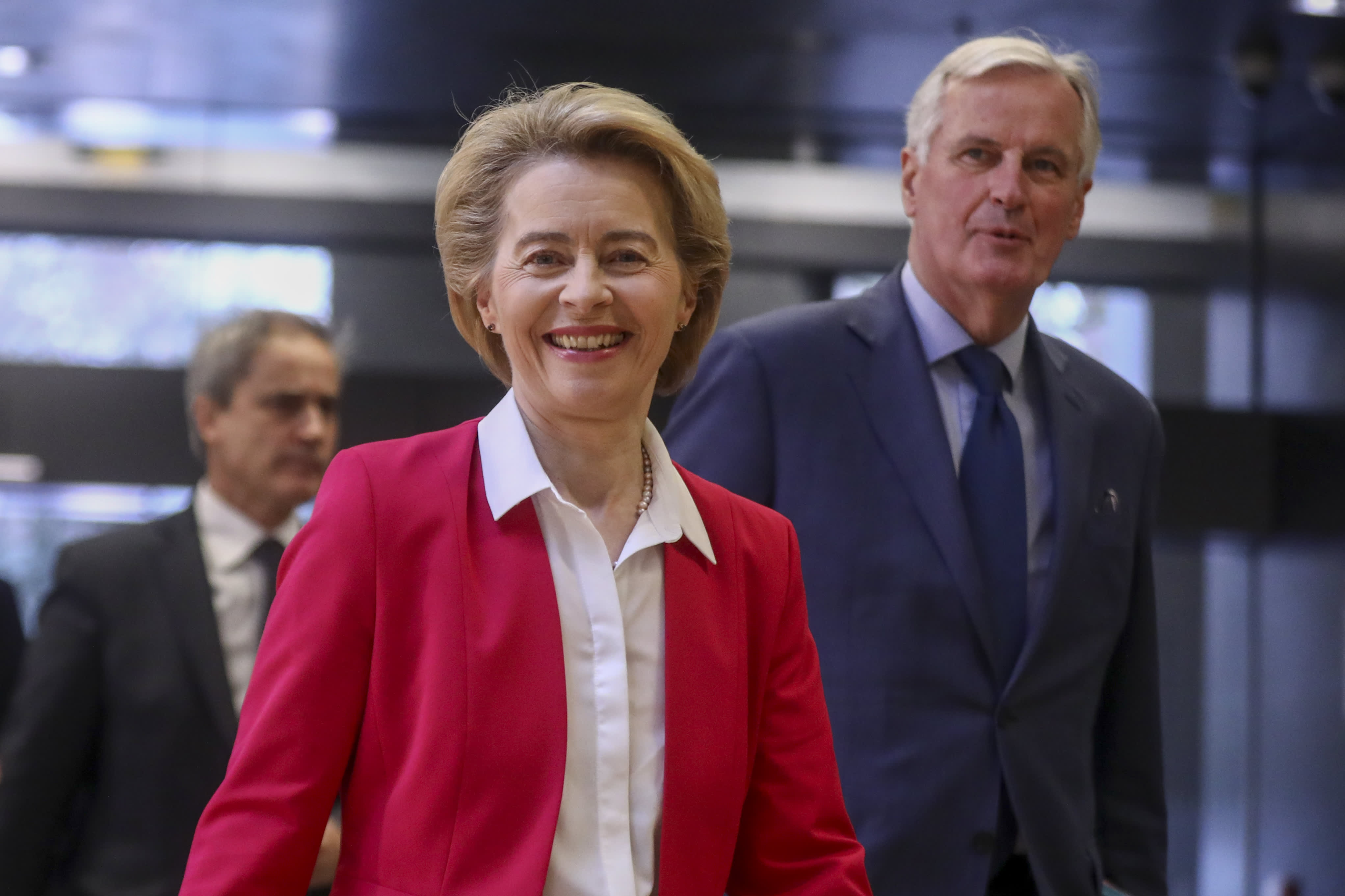 EU says its relationship with the UK will never be the same post-Brexit