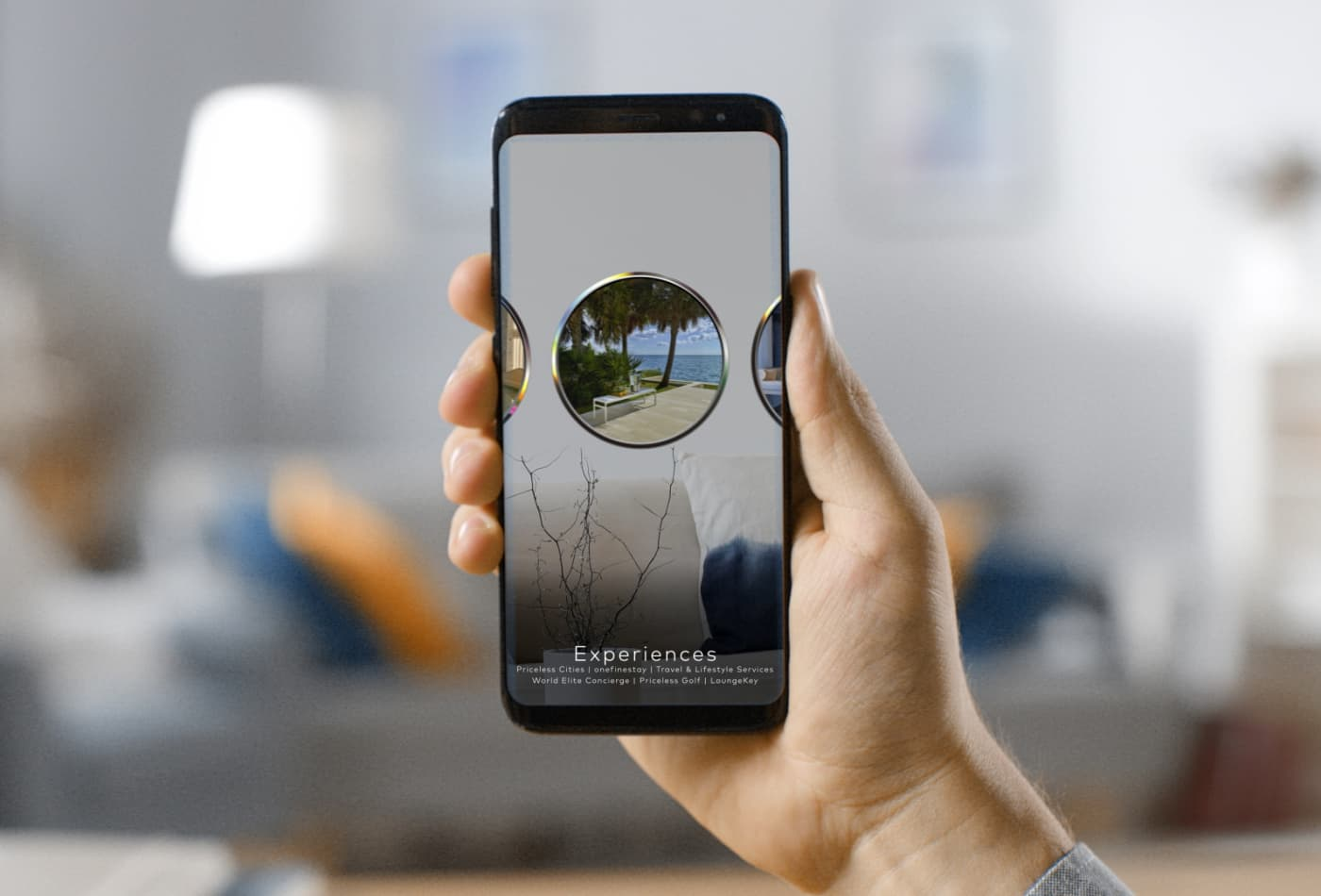 Mastercard launches augmented reality app that brings card benefits to life