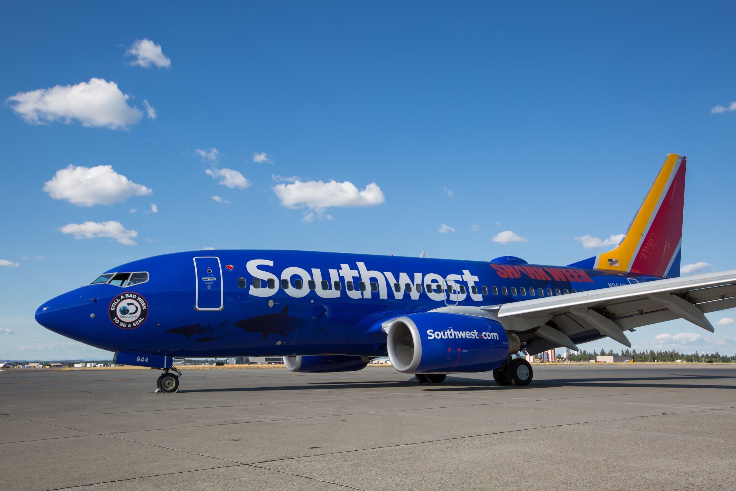 Chase increases bonus offer for Southwest Rapid Rewards credit cards