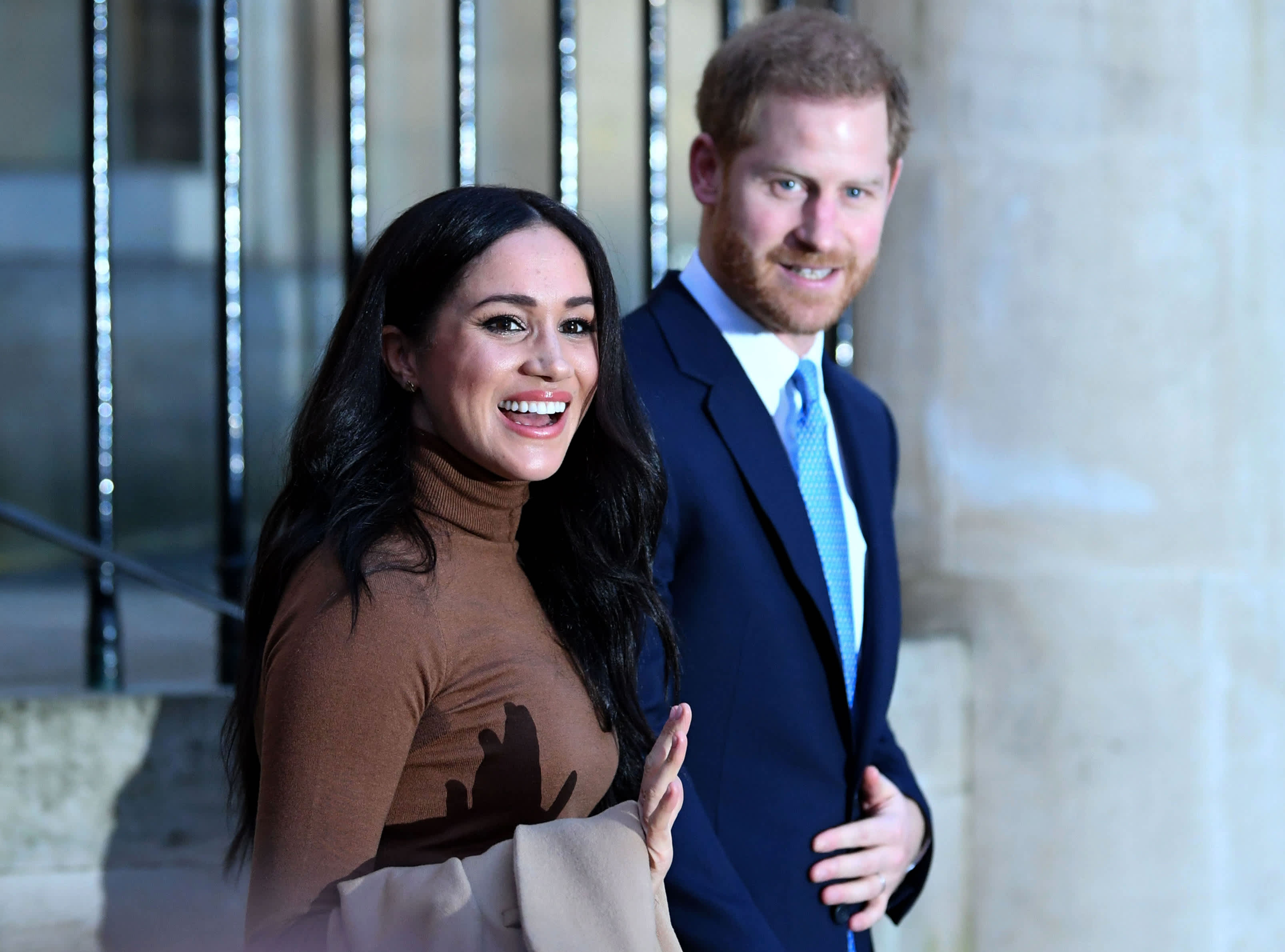 Trump says US won't cover Prince Harry and Meghan Markle's security costs