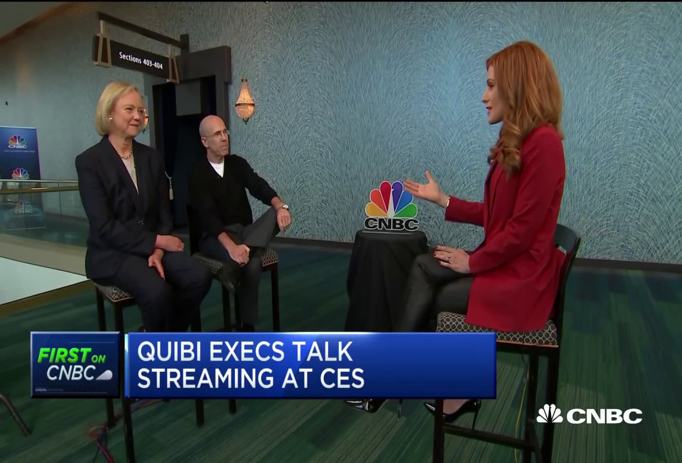 Quibi executives on how it will transform the storytelling landscape