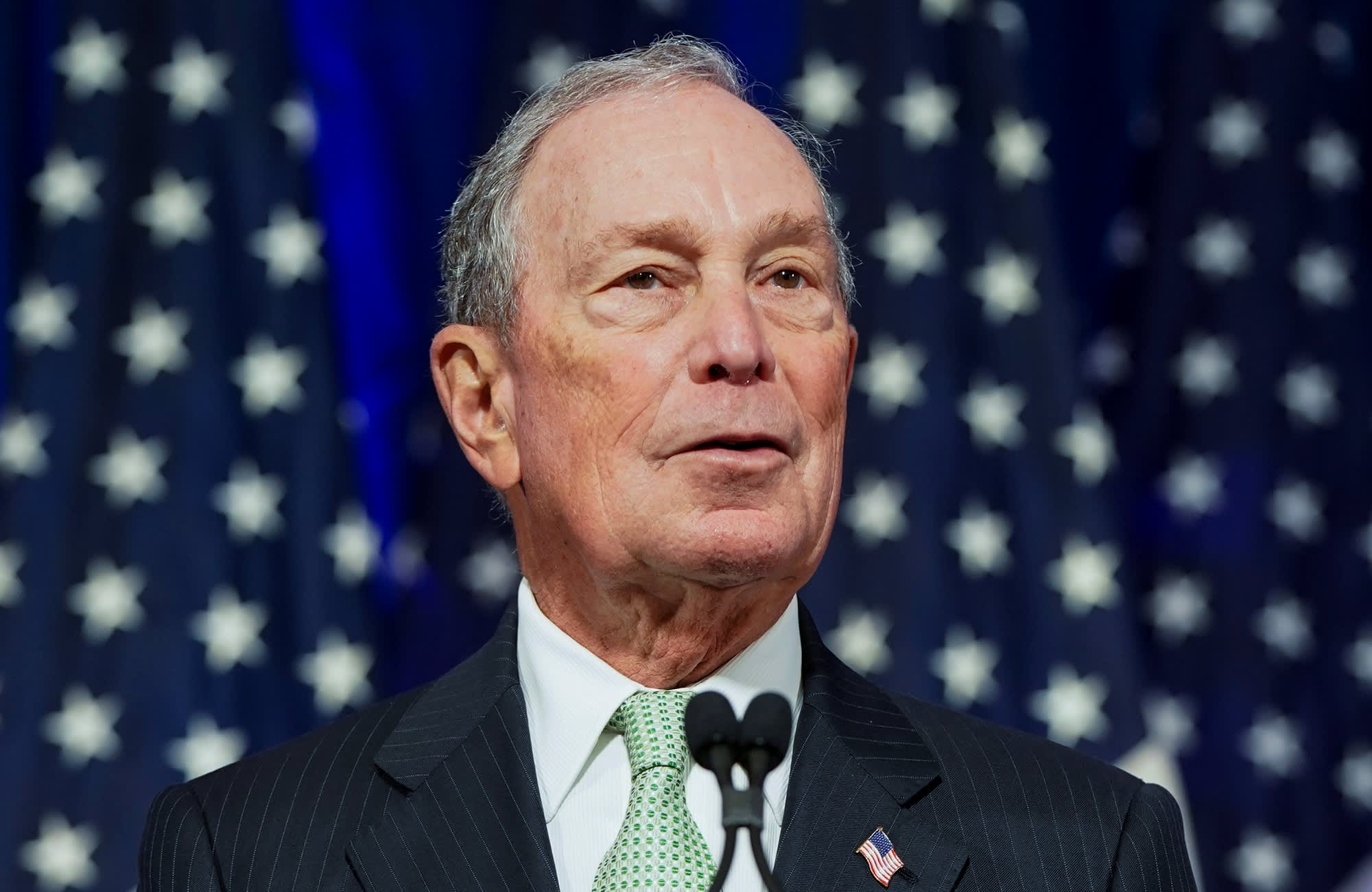 Bloomberg offers to release women from 3 non-disclosure agreements after Warren roasts him