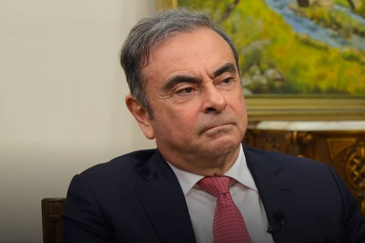 Ghosn speaks out about his escape from Japan, calls reports on the cost 'very, very generous'
