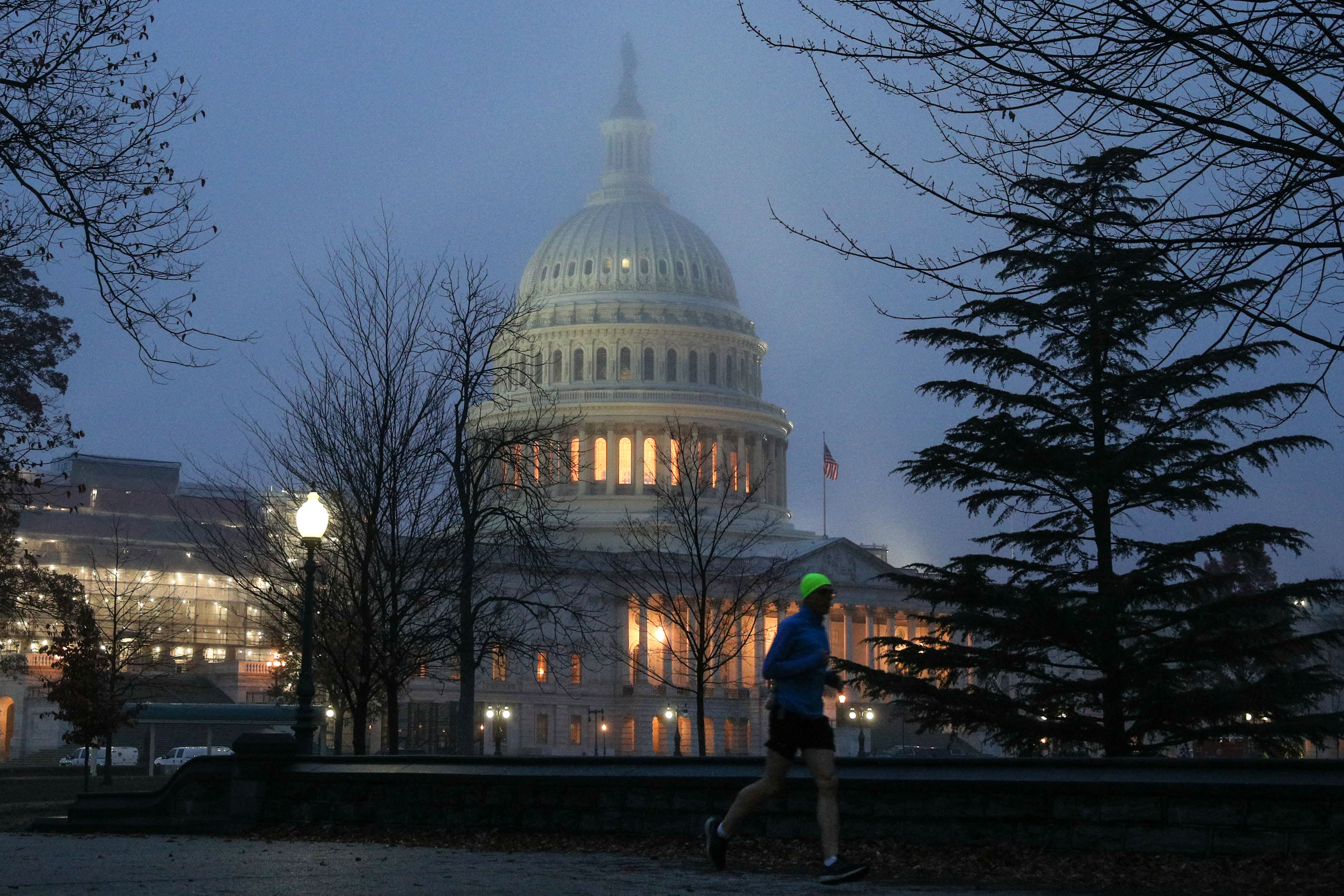 US budget deficit topped $1 trillion in 2019 for the first time in seven years
