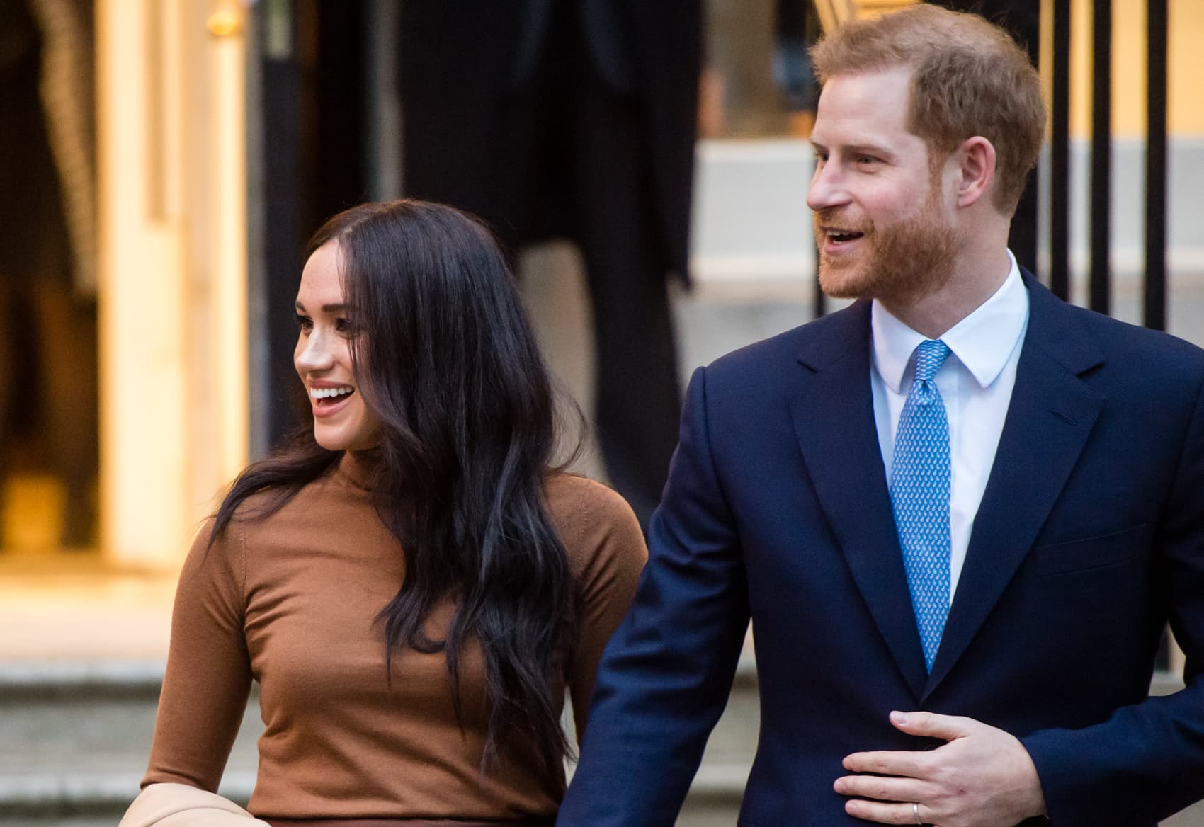 Meghan Markle and Prince Harry want to be financially independent — here's what that means