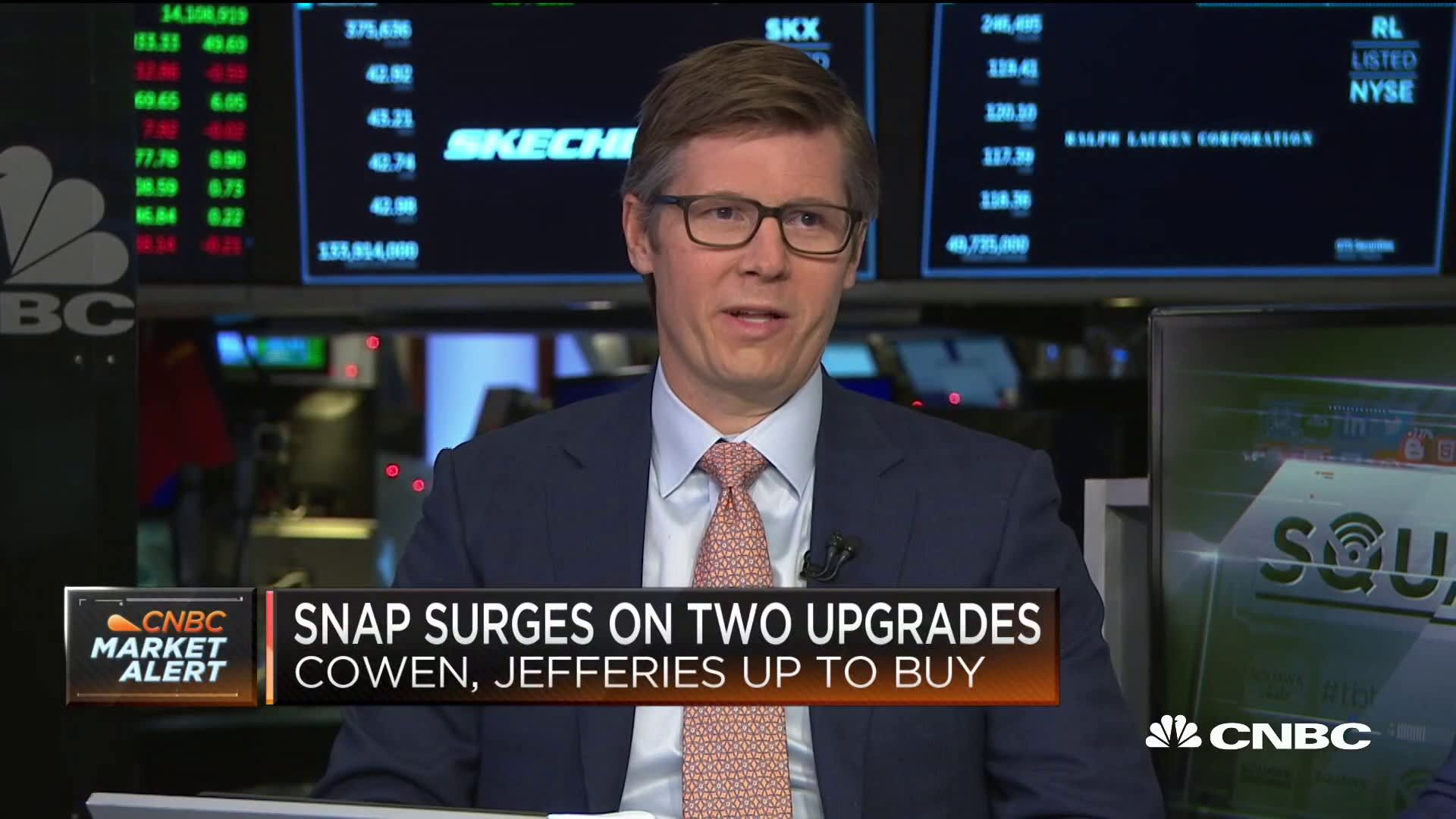 Here's why Jefferies upgraded Snap to a buy