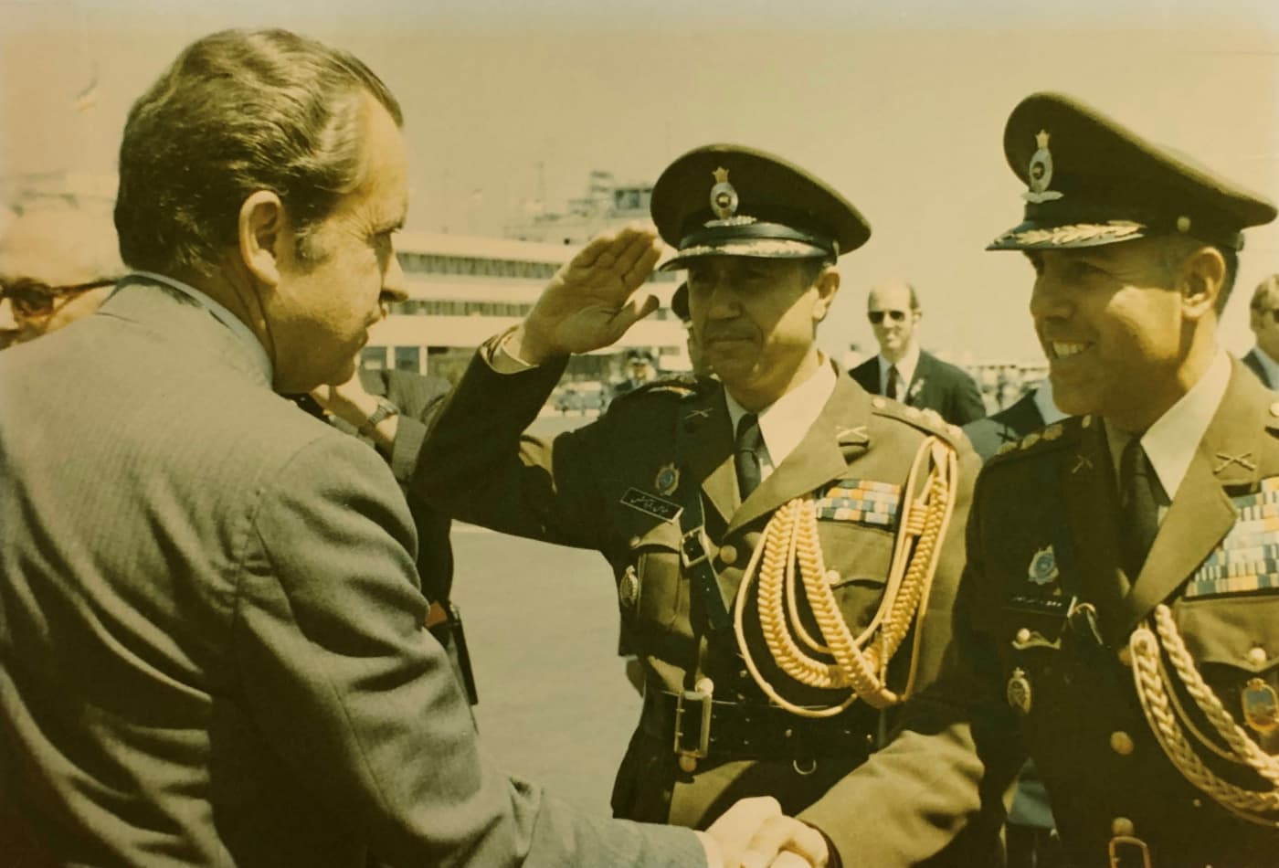 Op-Ed: The Iranian general I never knew