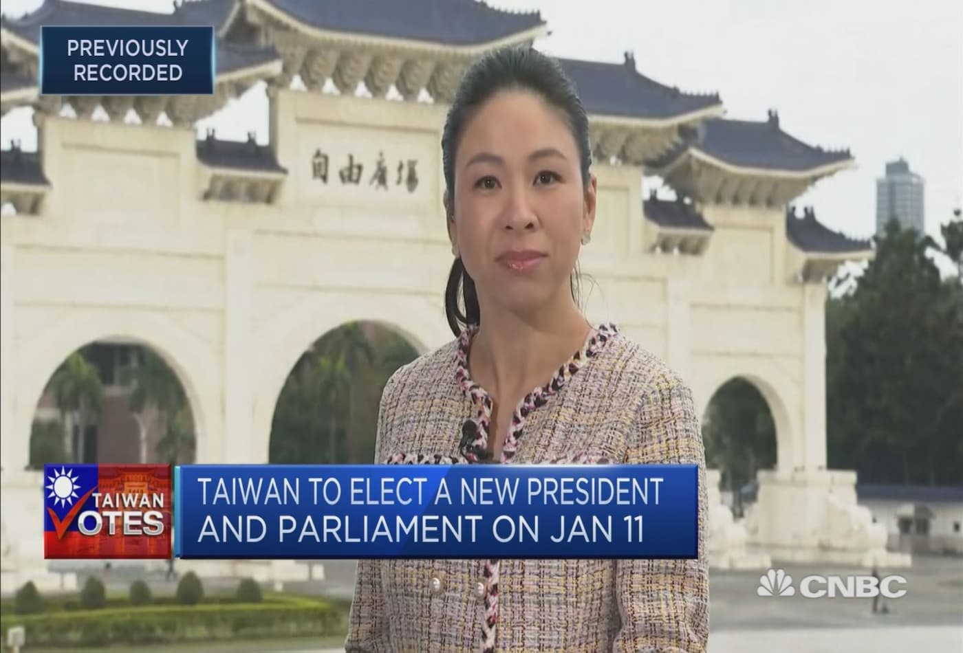 Taiwan's digital minister on opportunities and concerns amid elections in the digital age