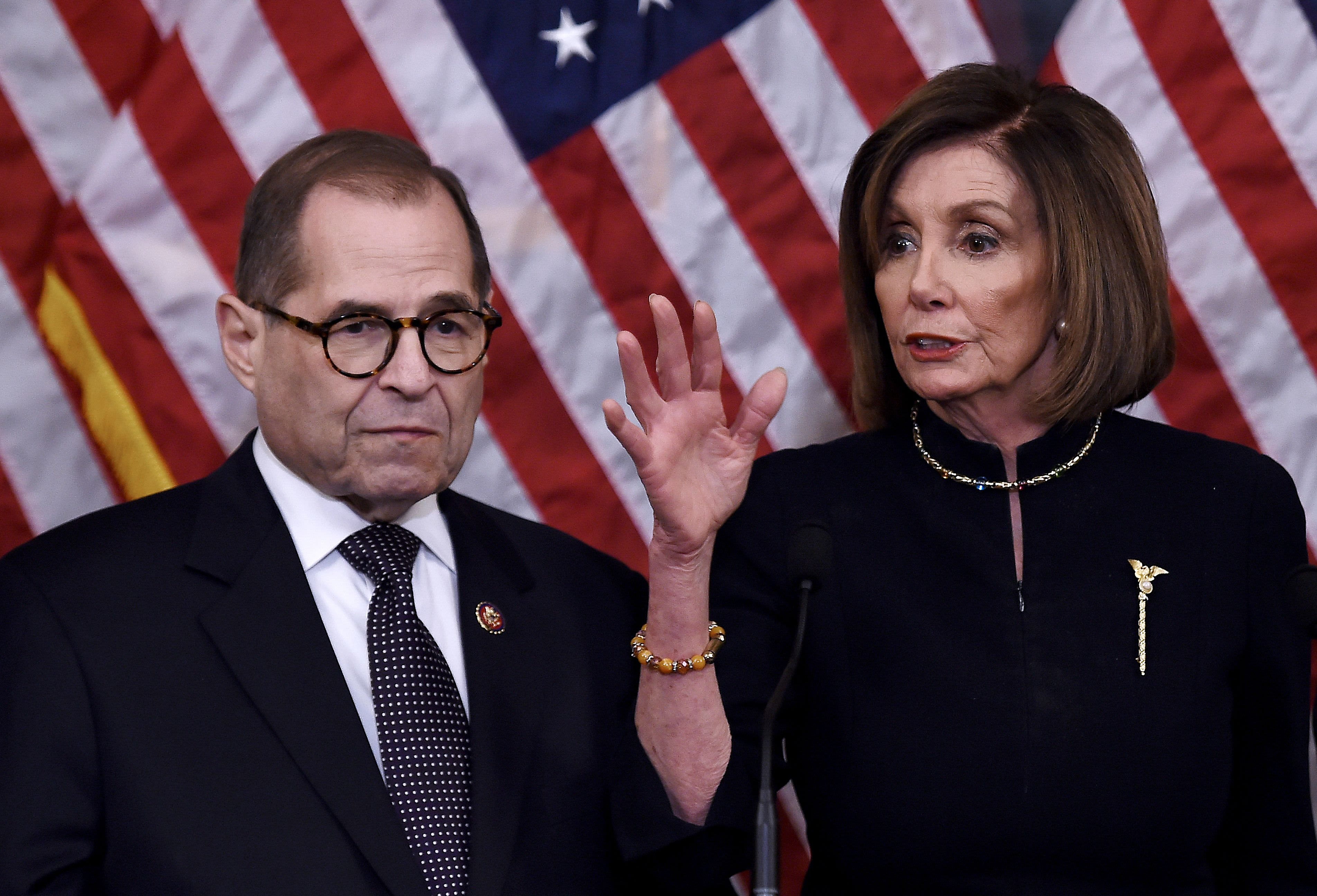 House prepares to vote Wednesday to transmit Trump impeachment articles to the Senate
