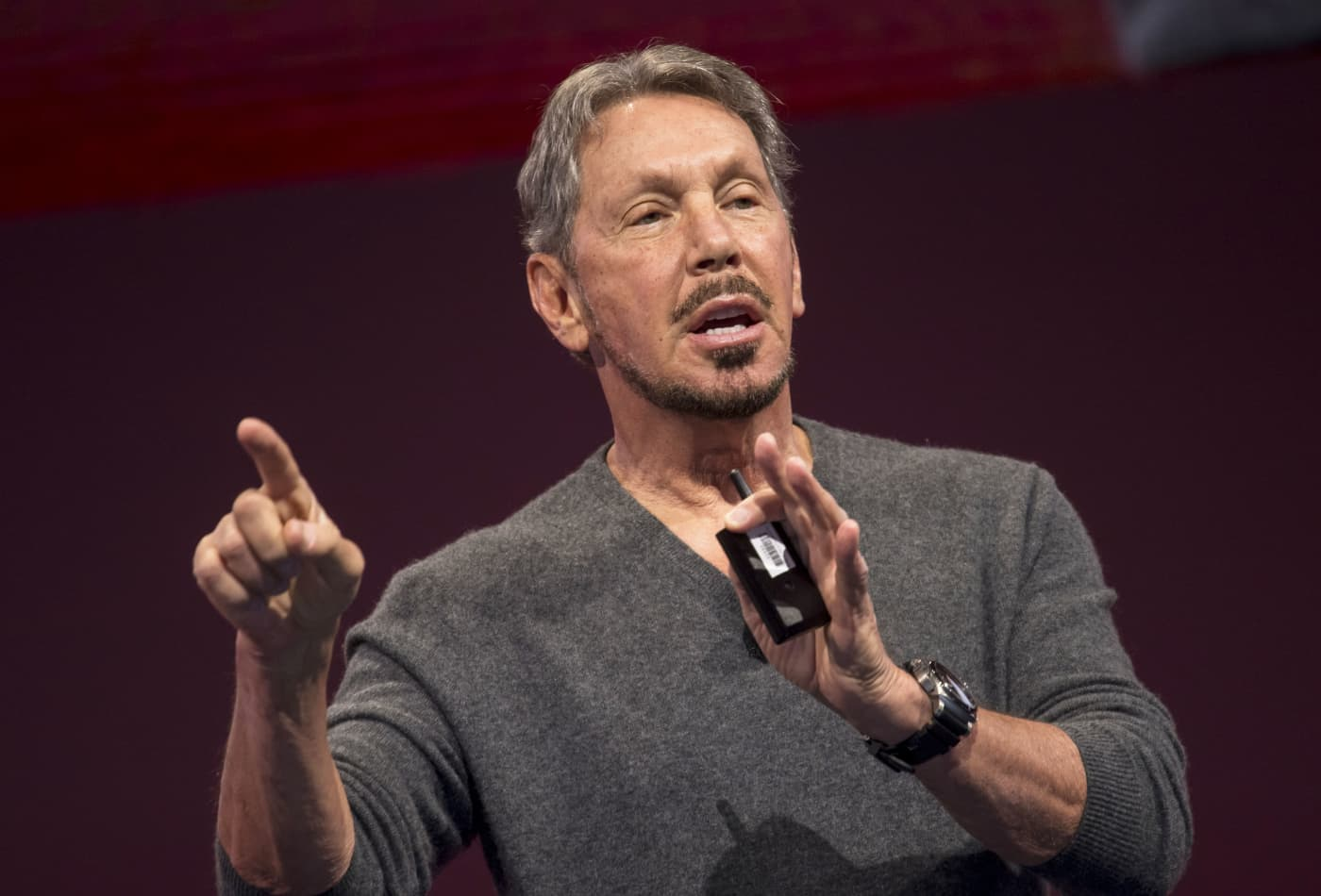 Oracle stock surges after it confirms deal with TikTok-owner ByteDance