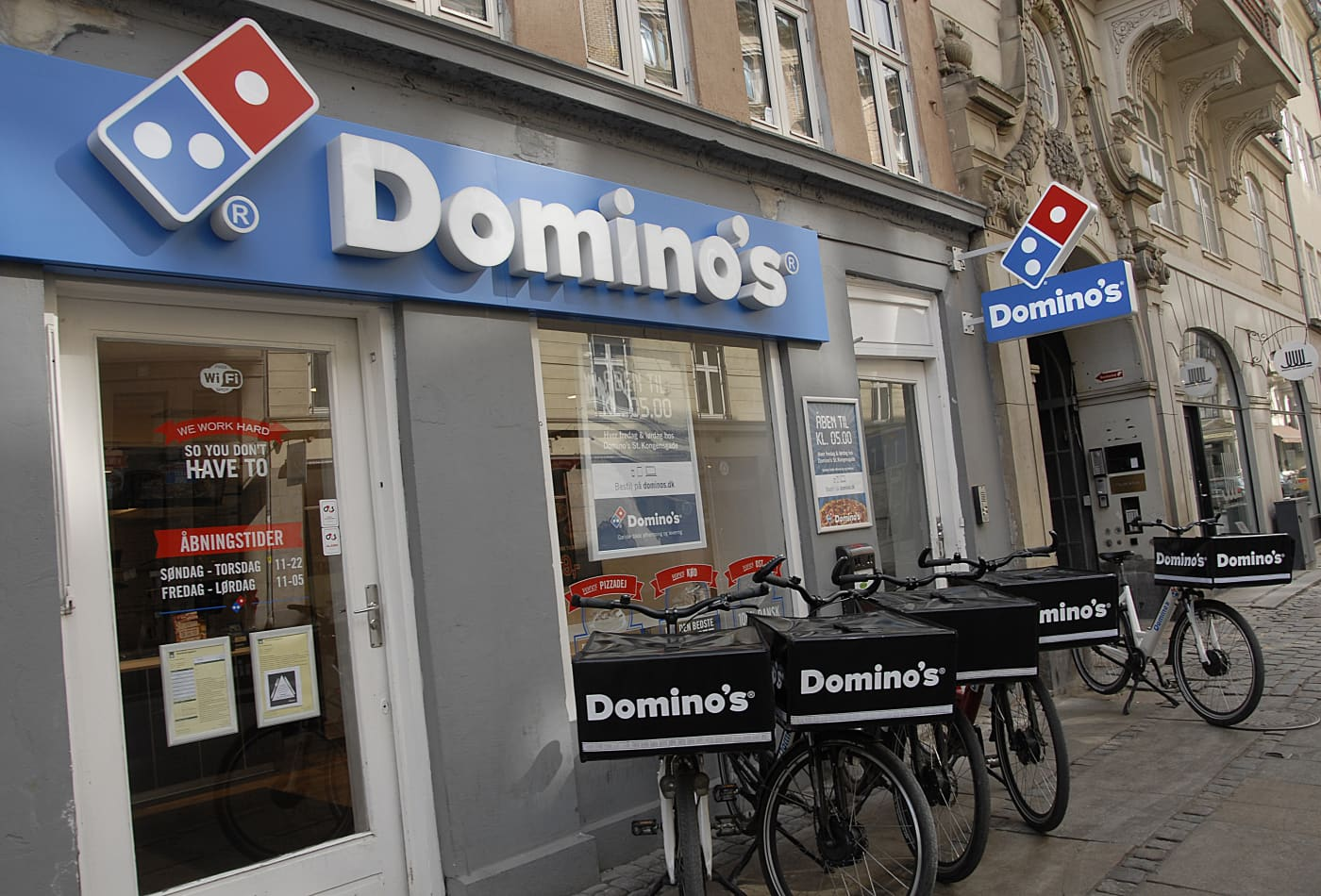 What happened to Domino's in Iceland, Sweden and Norway
