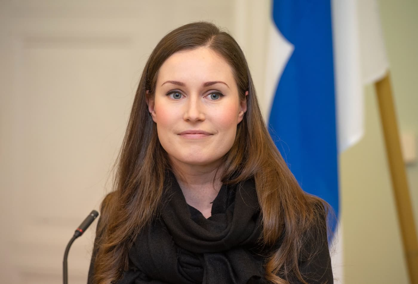 Nordic countries are better at achieving the American Dream, Finland PM Sanna Marin says