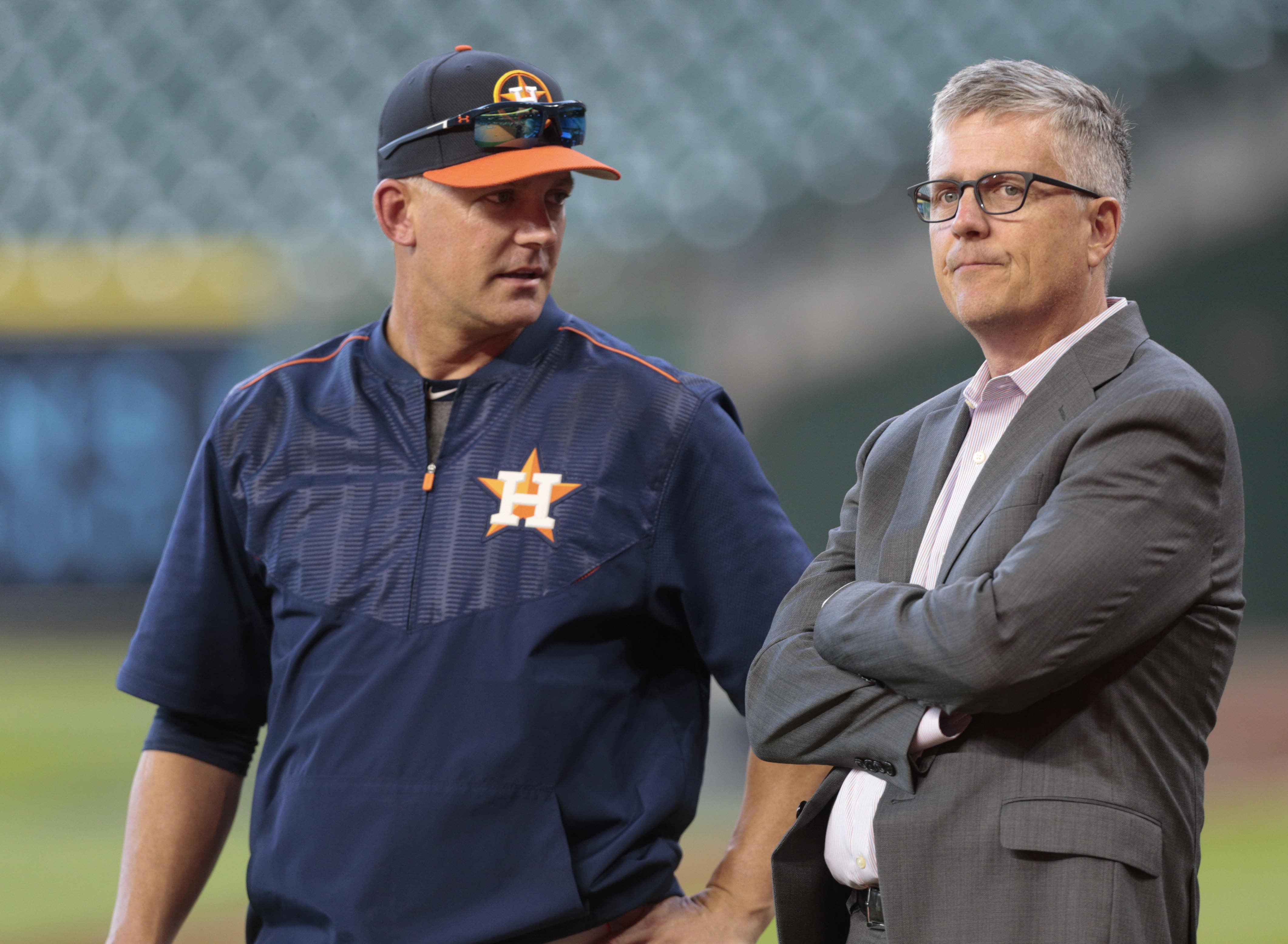 what time do the astros play