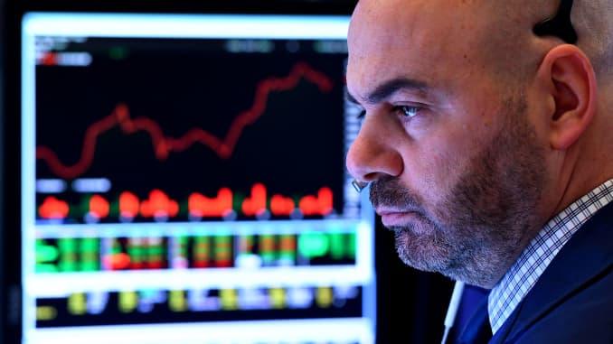 GP: NYSE Trader stock charts bull market