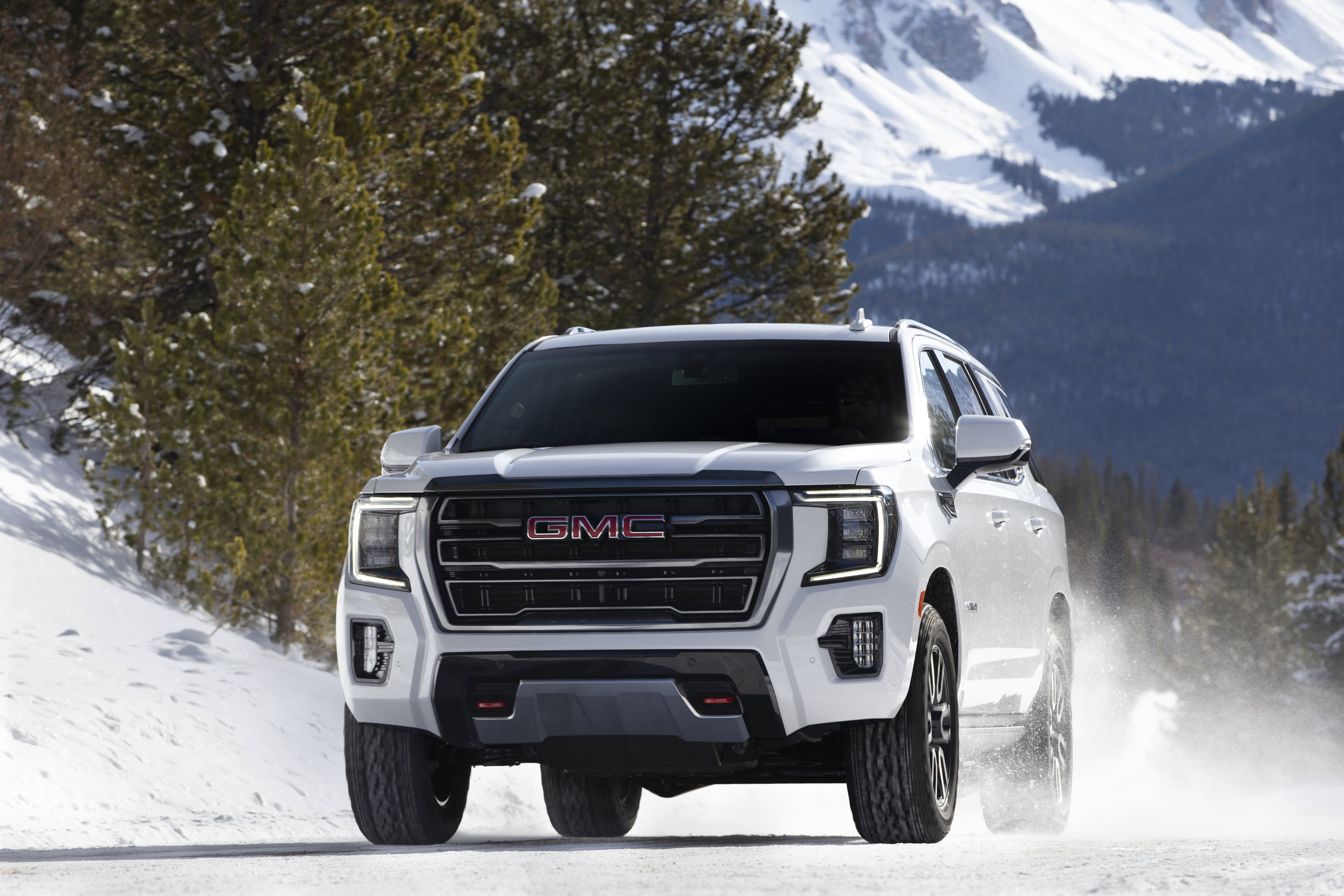 General Motors Unveils New 2021 Gmc Yukon Yukon Xl Suvs
