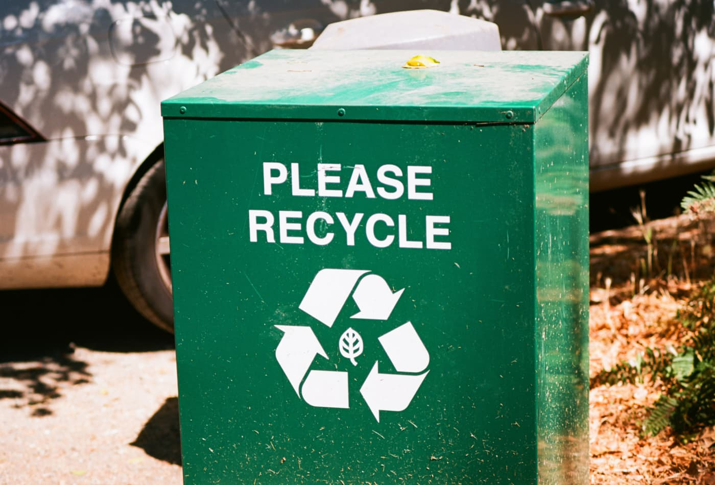 Getting serious about recycling means starting with truly recyclable products