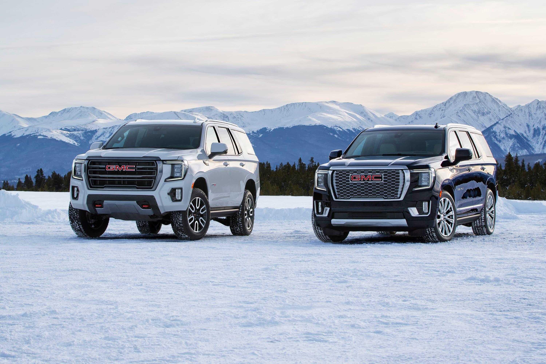 5 things to know about GM's new Yukon, Yukon XL SUVs