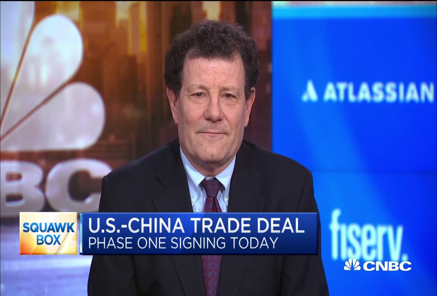 US-China phase one trade deal seems better than expected: Pro