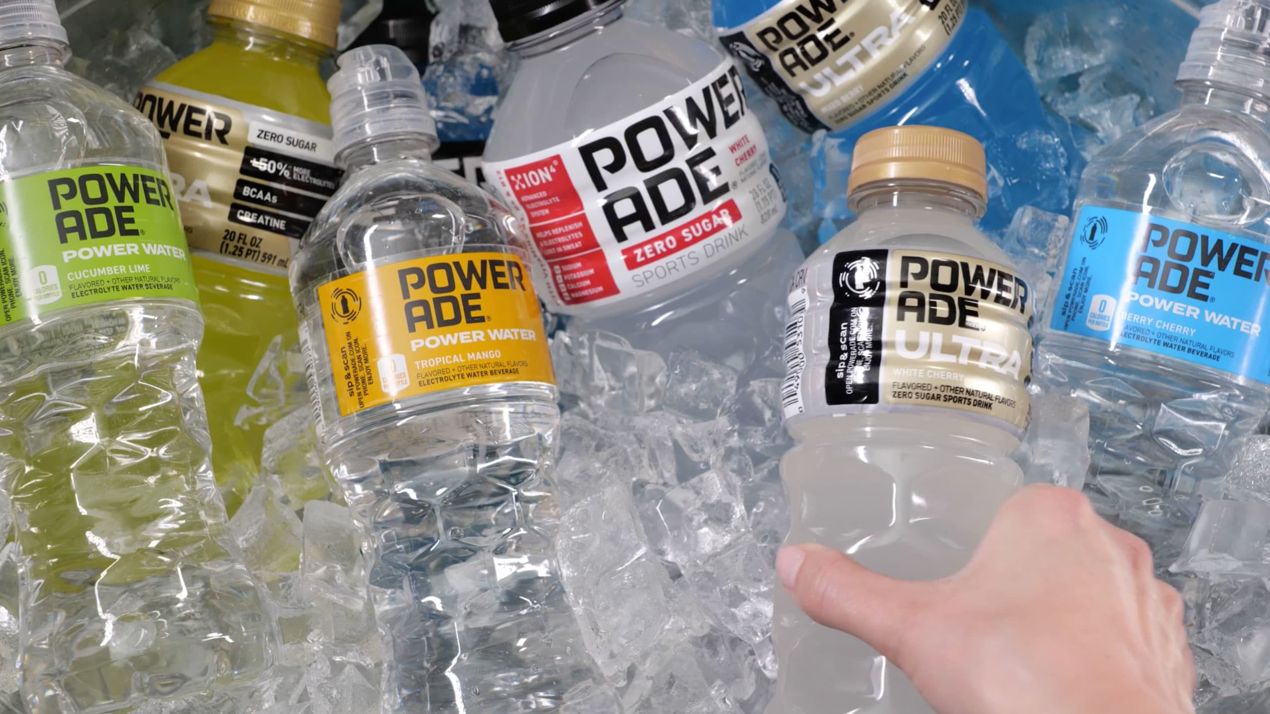 Powerade Is Launching 2 New Product Lines As Exercise Habits Change
