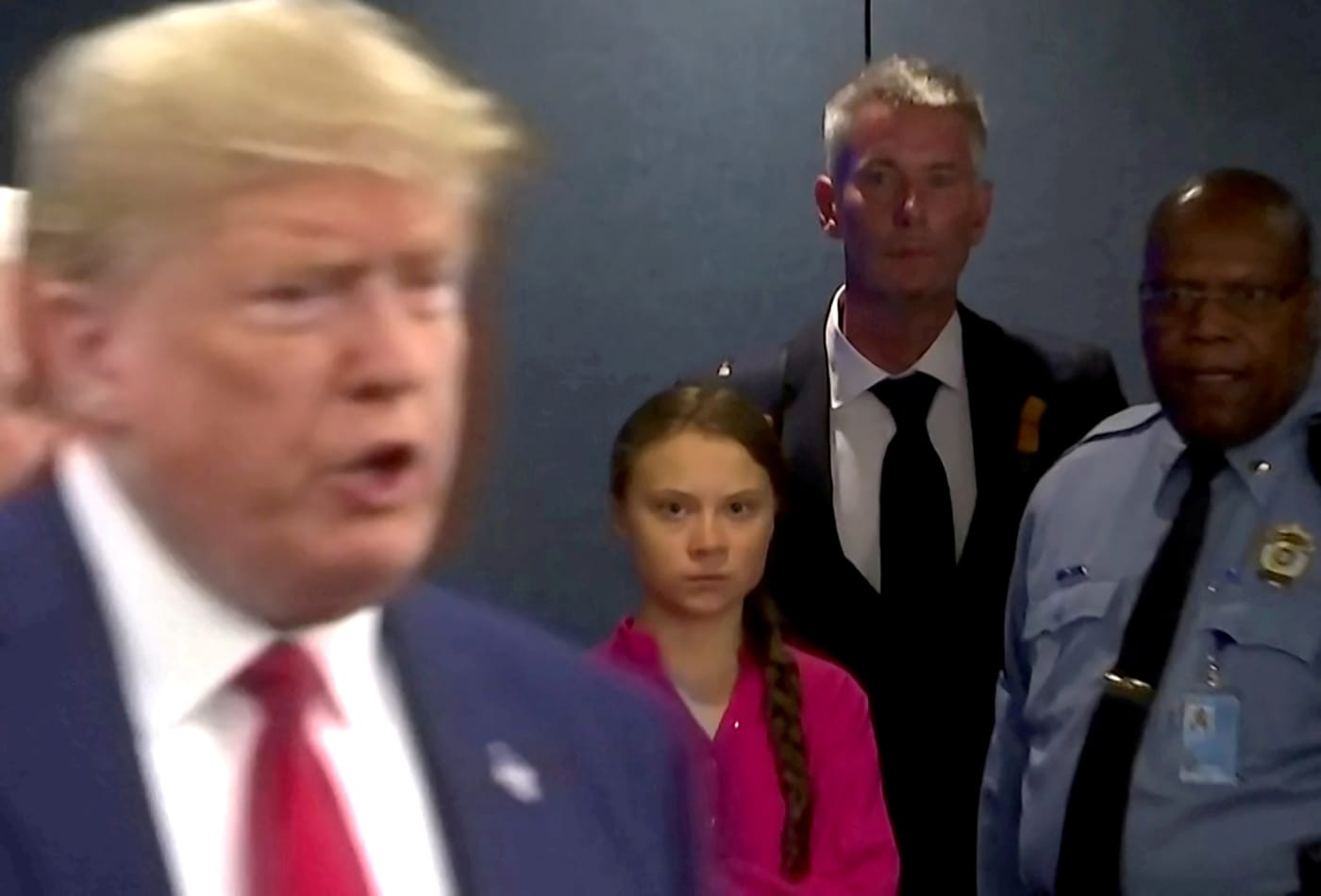 Donald Trump vs. Greta Thunberg: Davos prepares for climate crisis showdown
