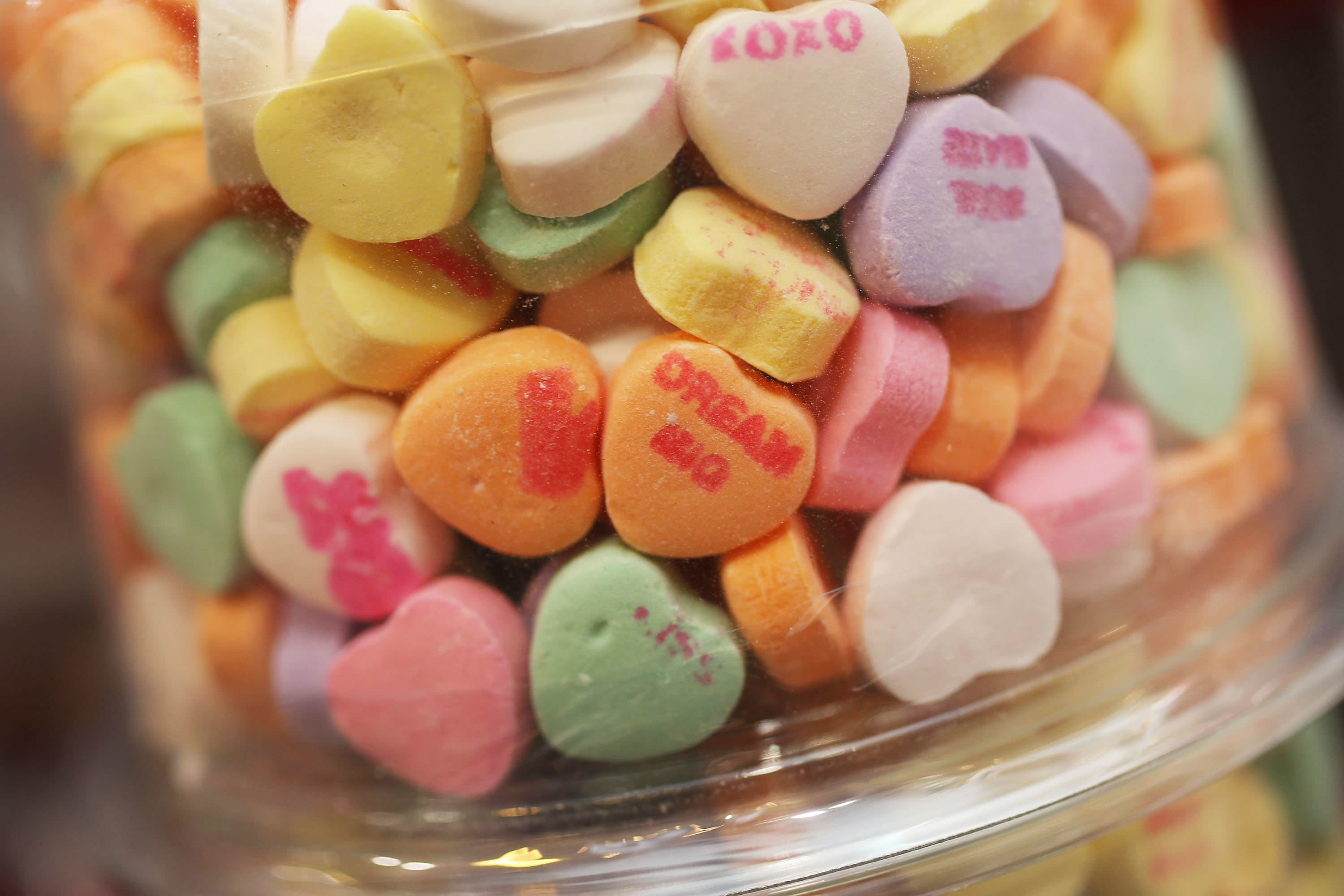 America's favorite Valentine's Day candy is back, but not without a few hiccups