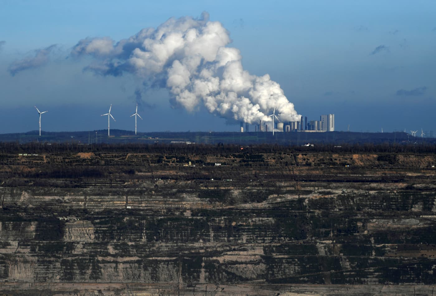 German government sets aside $50 billion for phase out of coal-fired power stations