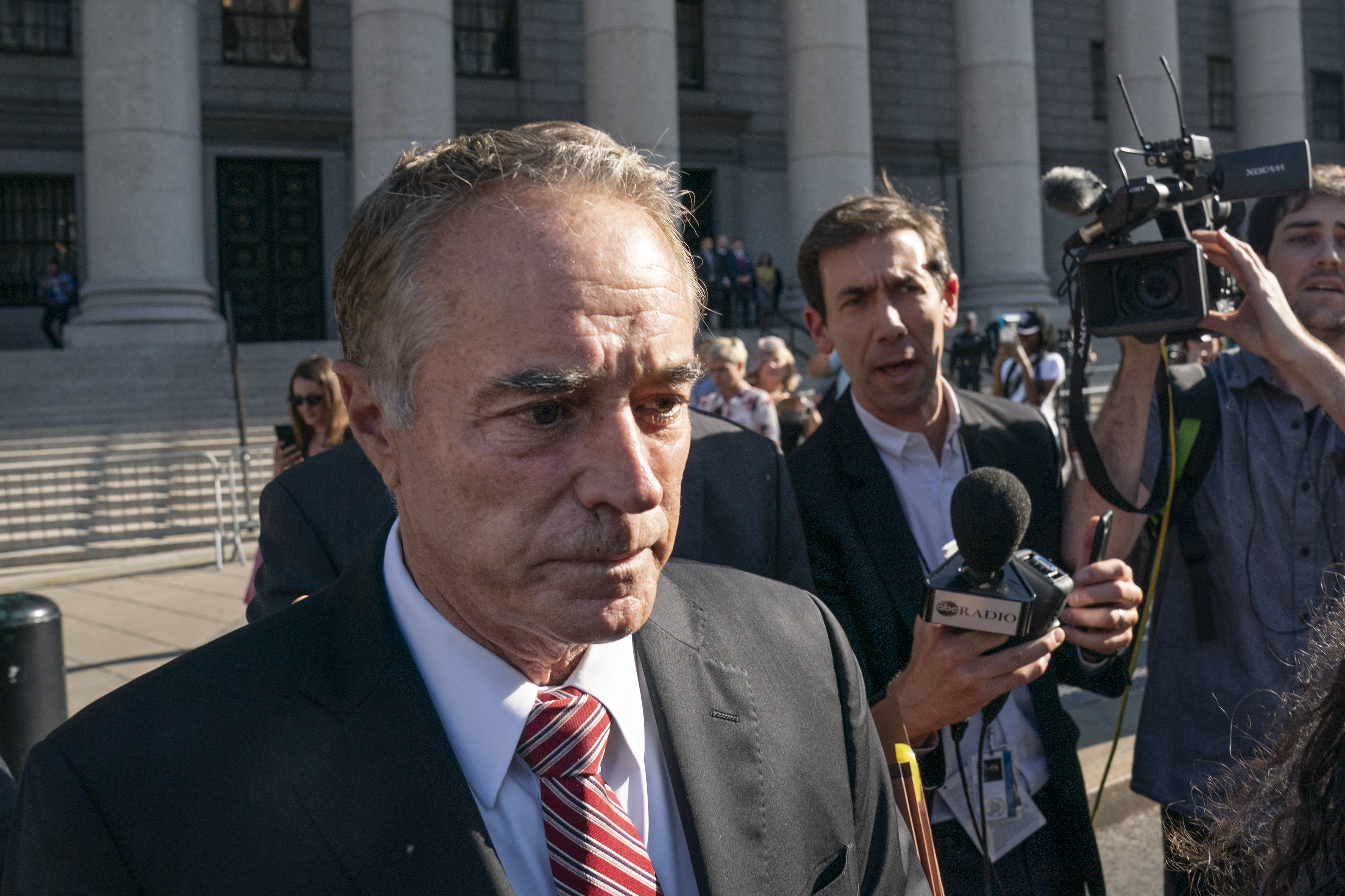 Former GOP Rep. Chris Collins set to be sentenced in insider trading case