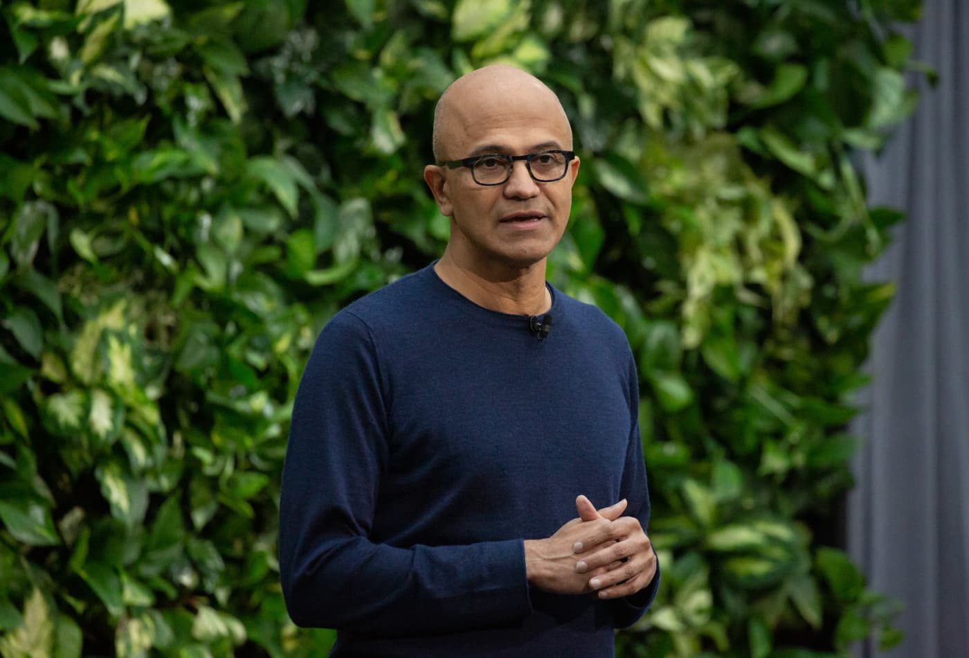 Capitalism 'will fundamentally be in jeopardy' if business does not act on climate change, Microsoft CEO Satya Nadella says
