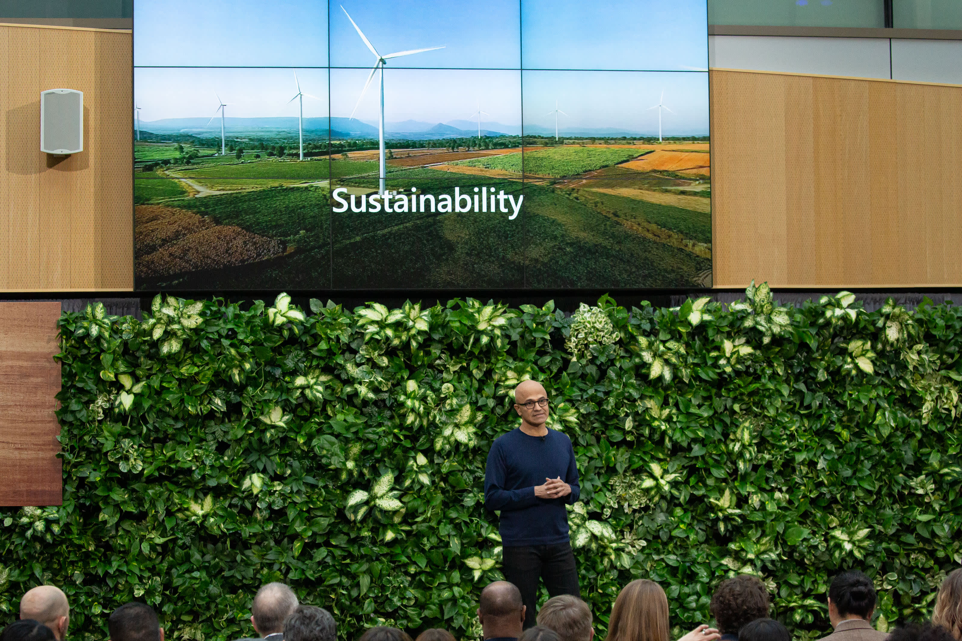 How Microsoft's new carbon-negative plan will test the idea of a climate economy