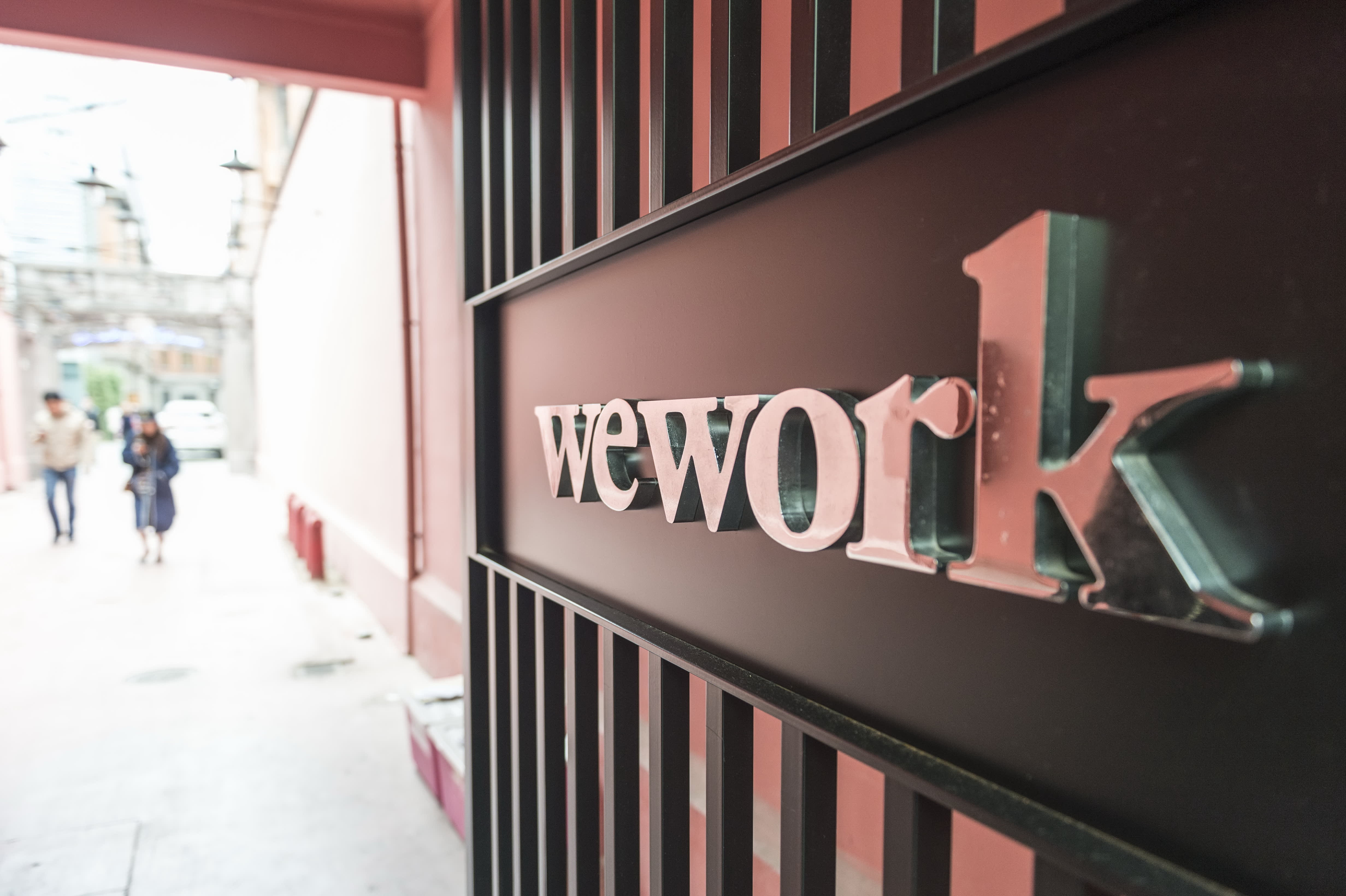 Temasek, Trustbridge target majority stake in WeWork China at $1 billion valuation, Reuters reports