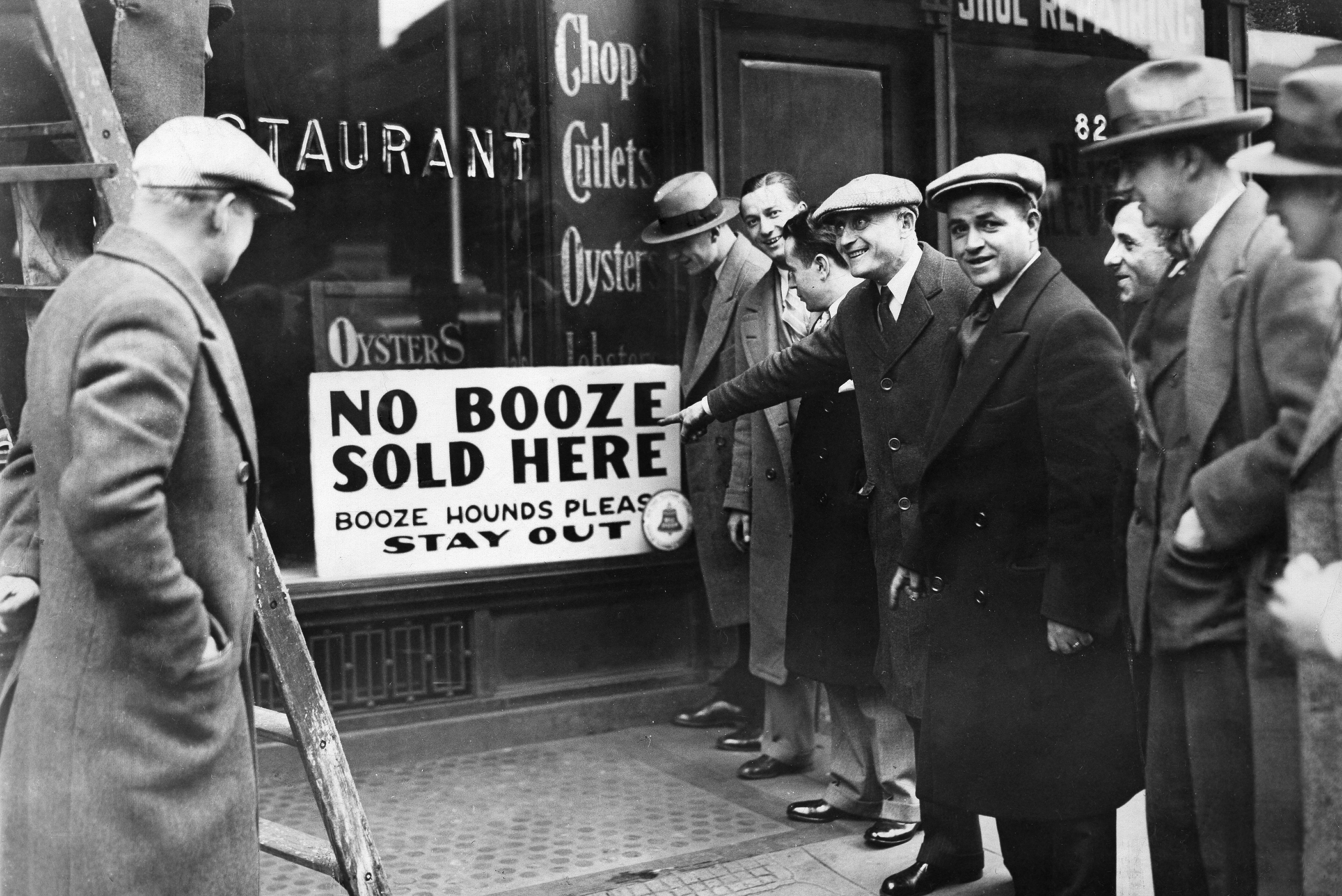 Prohibition began 100 years ago – here's a look at its economic impact