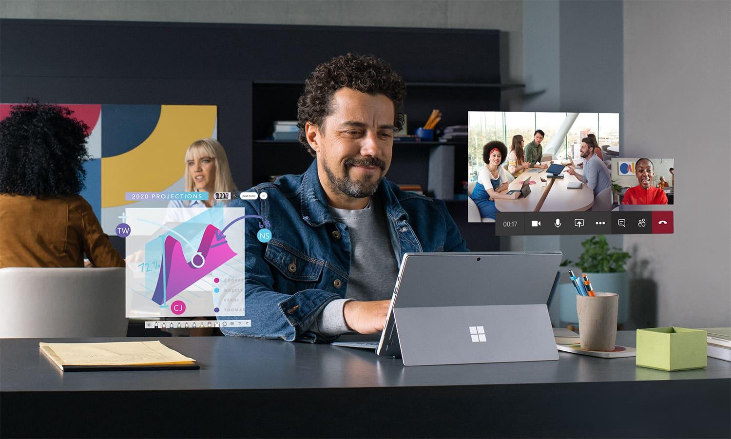 Microsoft is bringing out the big guns against Slack with new global ad campaign for Teams