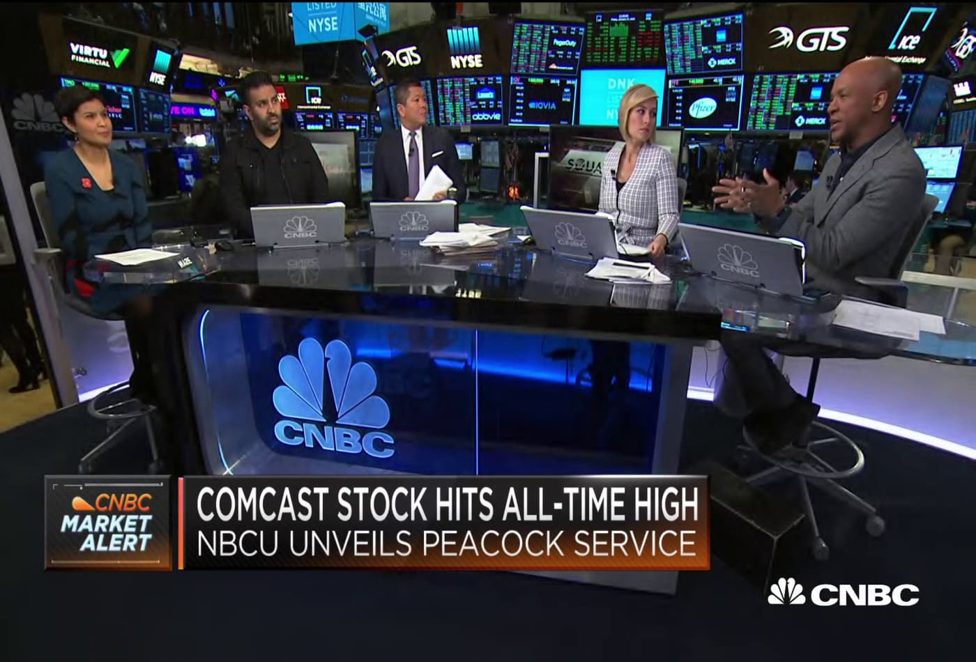 Peacock needs to be a big hit for Comcast, says Fast Company's Mehta