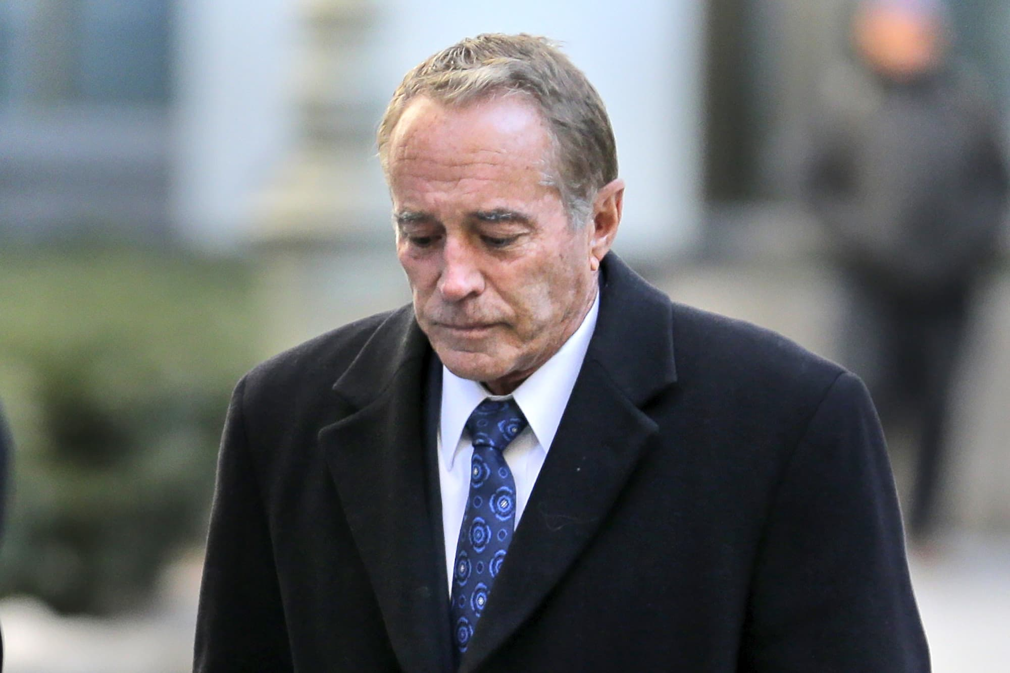 Ex-New York congressman Chris Collins sentenced to 26 months for insider-trading tip to son