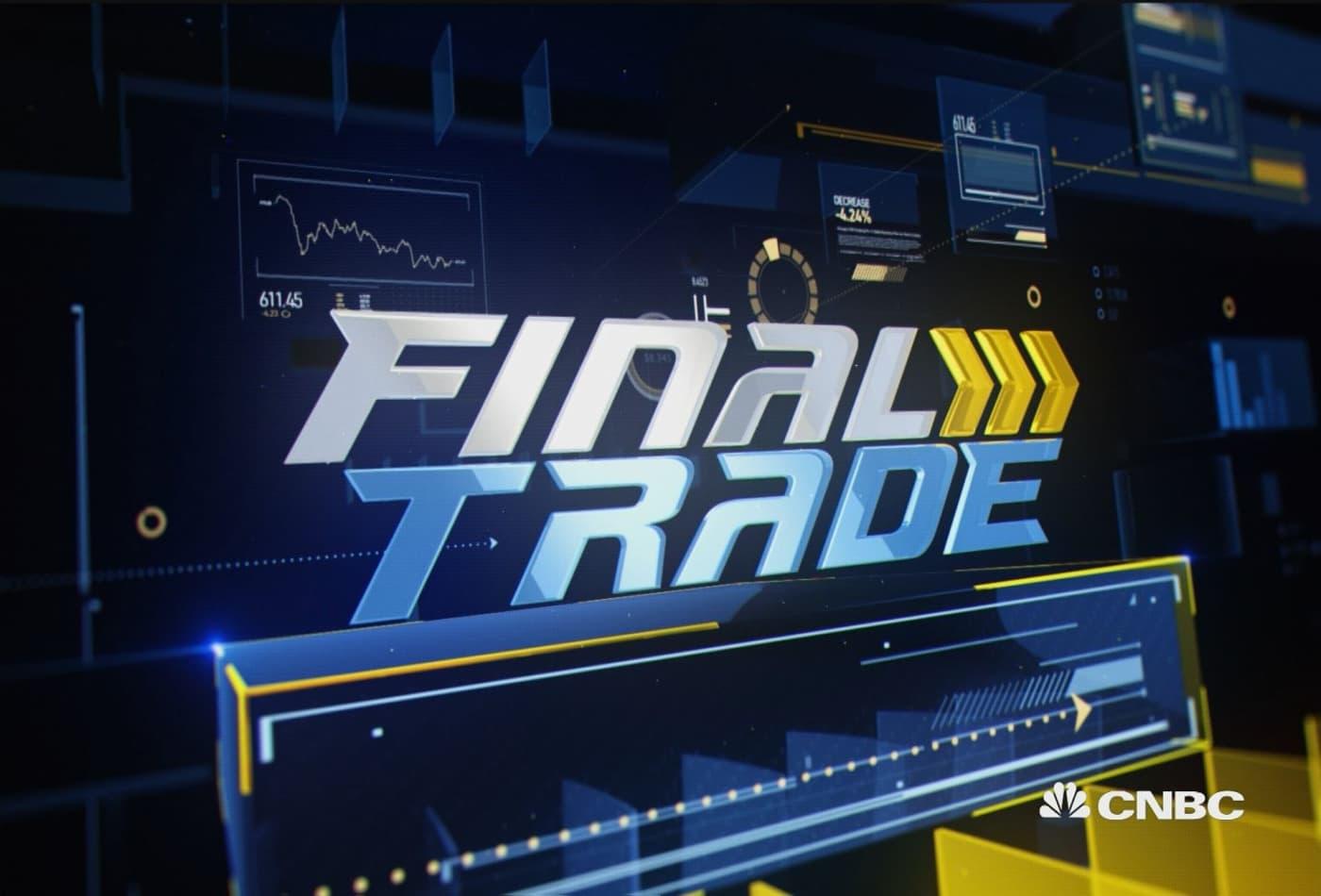 Final Trades: HD, DIS, PG & BMY