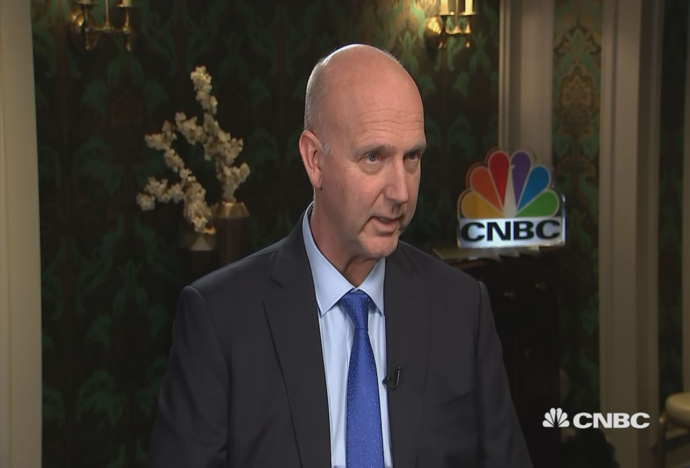Brooge Holdings CEO Nicolaas Paardenkooper sits down with Brian Sullivan