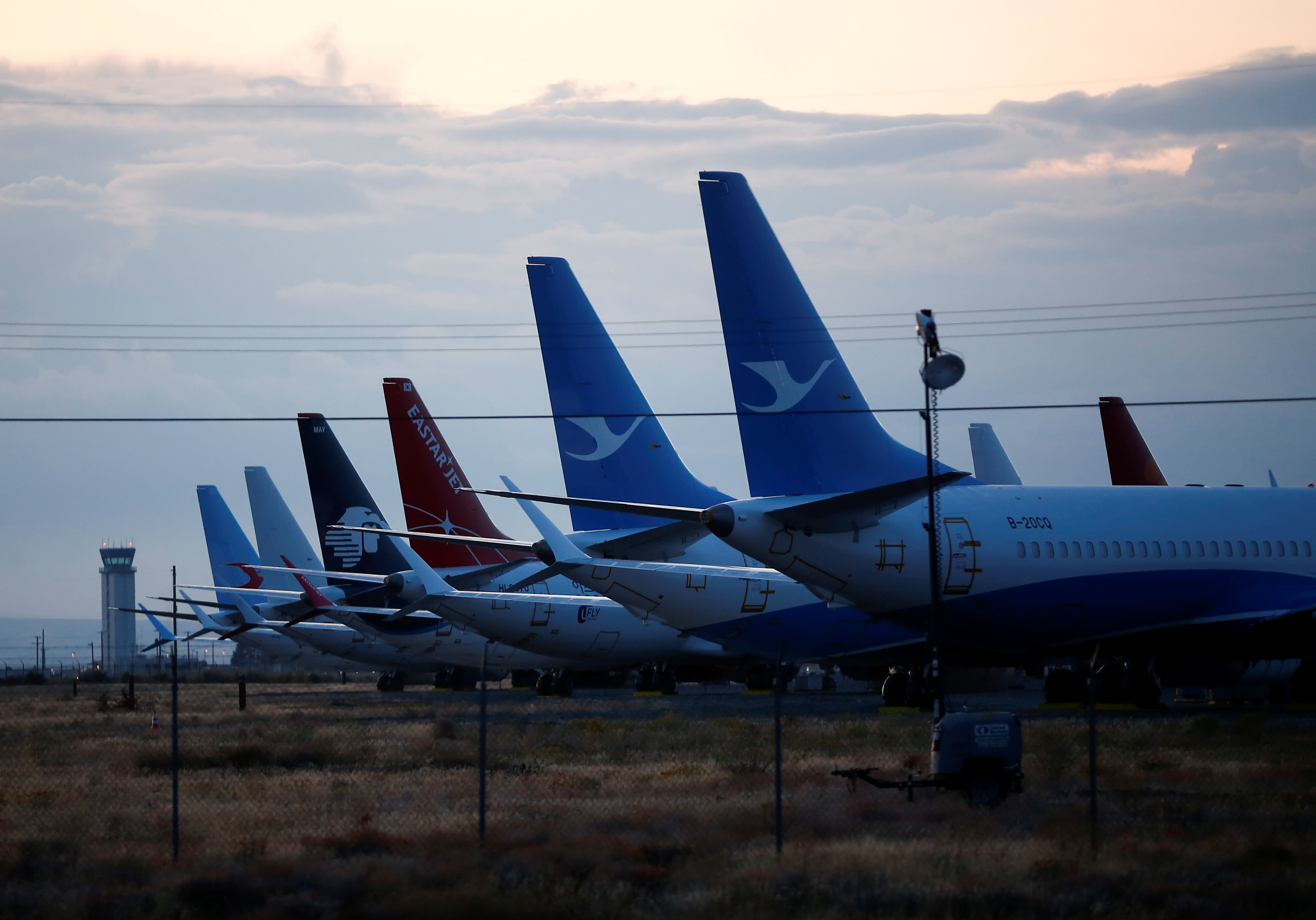 Boeing is in talks to borrow $10 billion or more as 737 Max crisis wears on