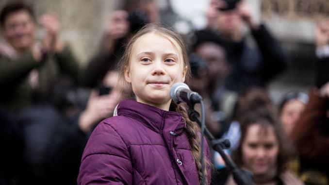 GP: Greta Thunberg Joins Climate Protest Ahead Of Davos Summit 200121 EU