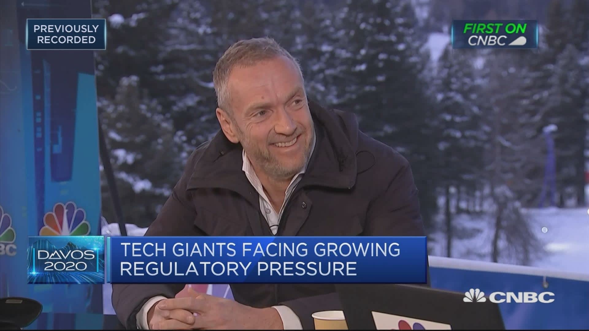 China leading the way on tech used in everyday life, Naspers CEO says