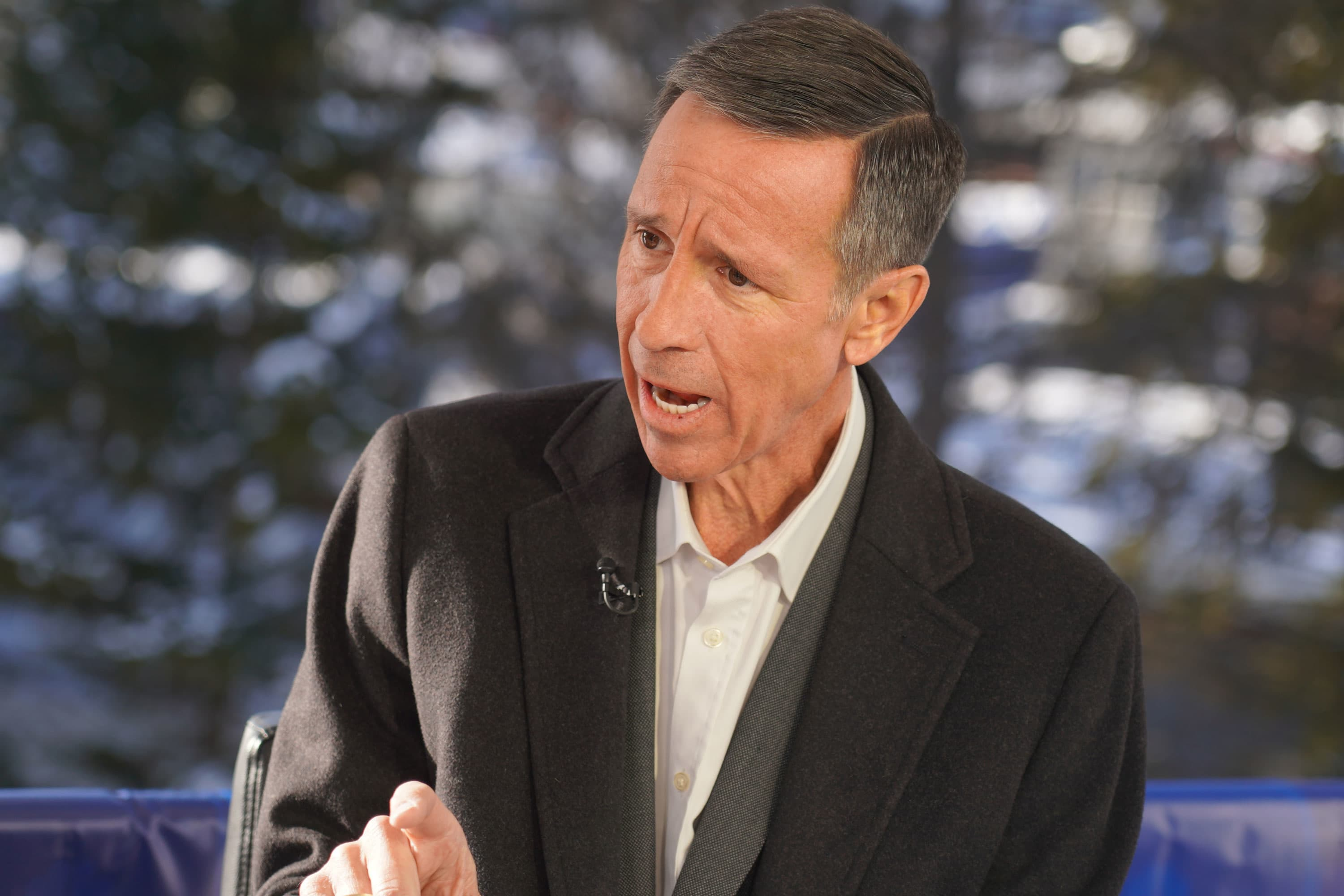 Marriott says CEO Arne Sorenson died after battle with cancer