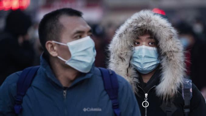 GP: coronavirus: Concern In China As Mystery Virus Spreads