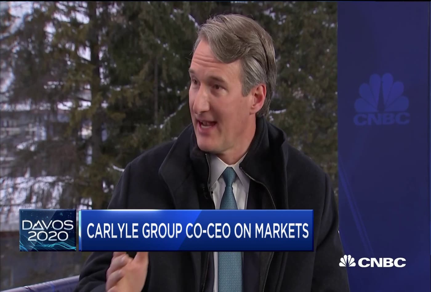 Carlyle Group co-CEO Glenn Youngkin on the investment landscape