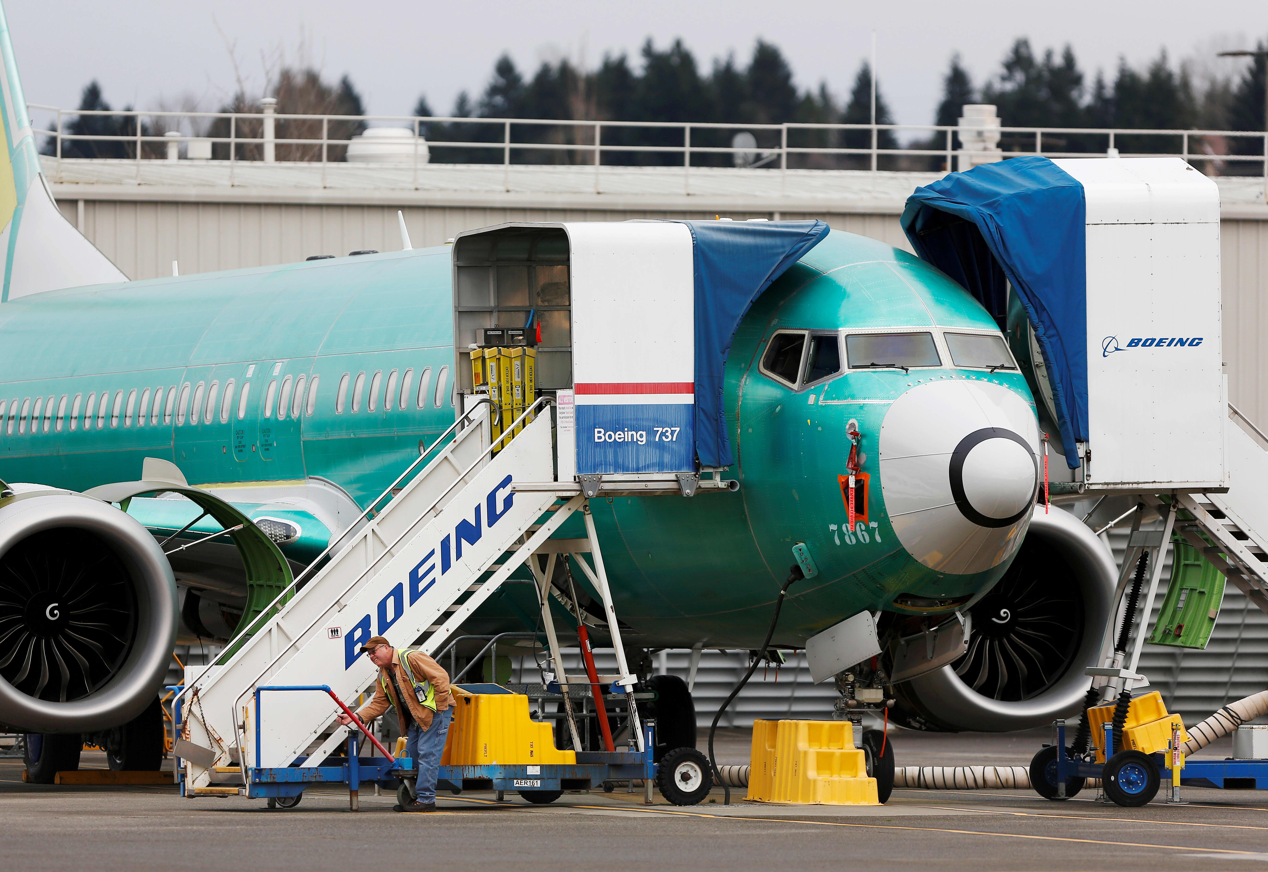Boeing (BA) earnings Q1 2020