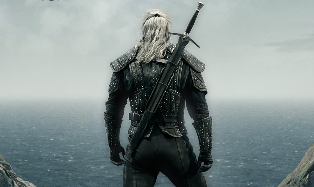 Netflix tried to show how popular 'The Witcher' is with a Google Trends chart