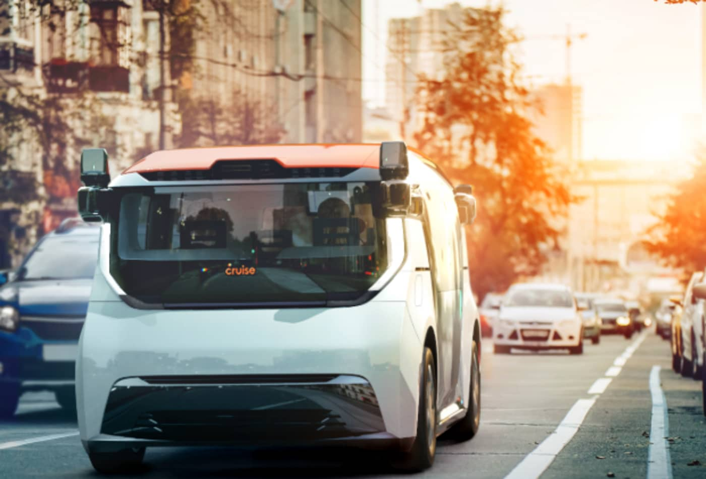 GM's Cruise values autonomous vehicle industry at $8 trillion