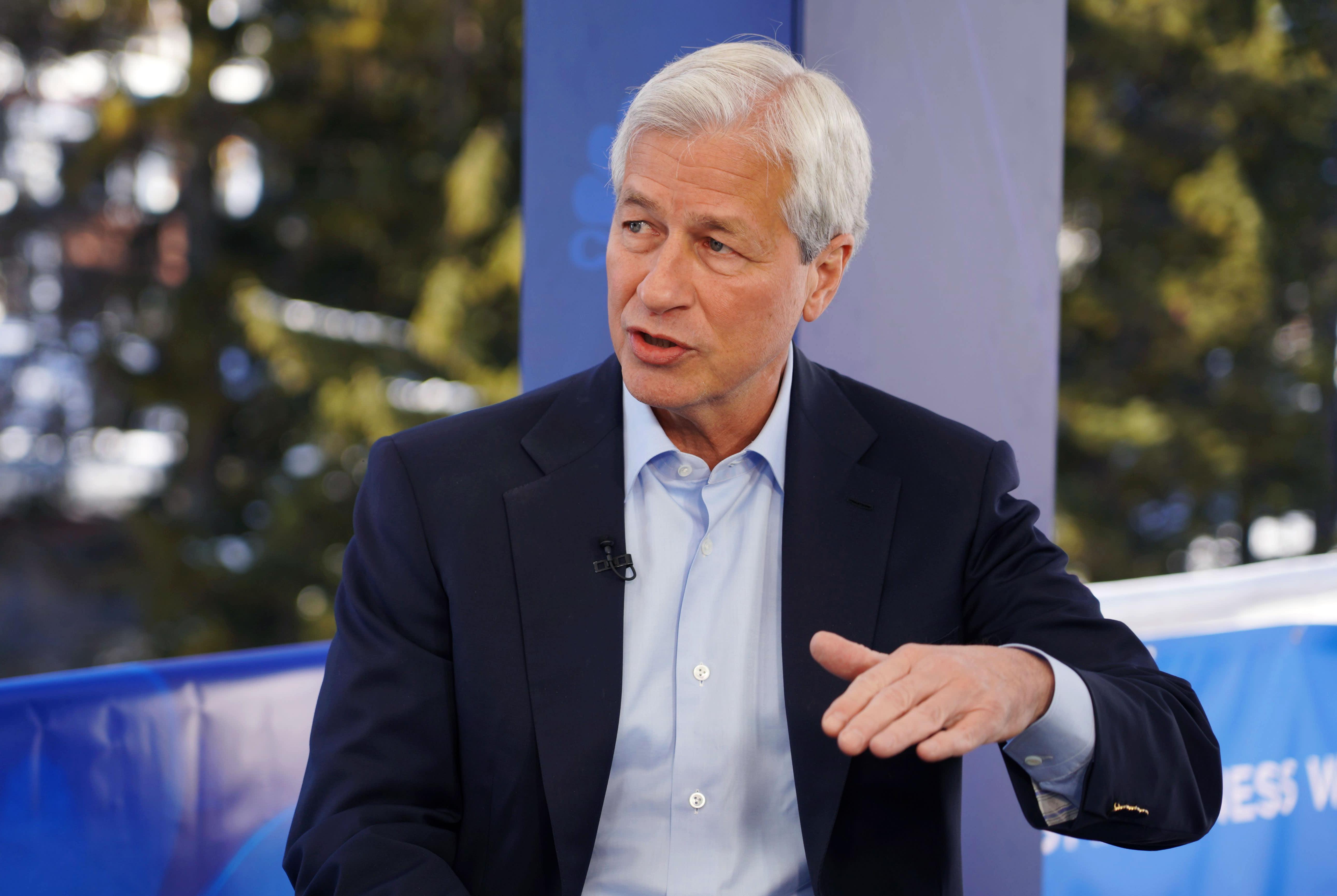 JPMorgan beats profit estimates on better-than-expected credit trading revenue – CNBC