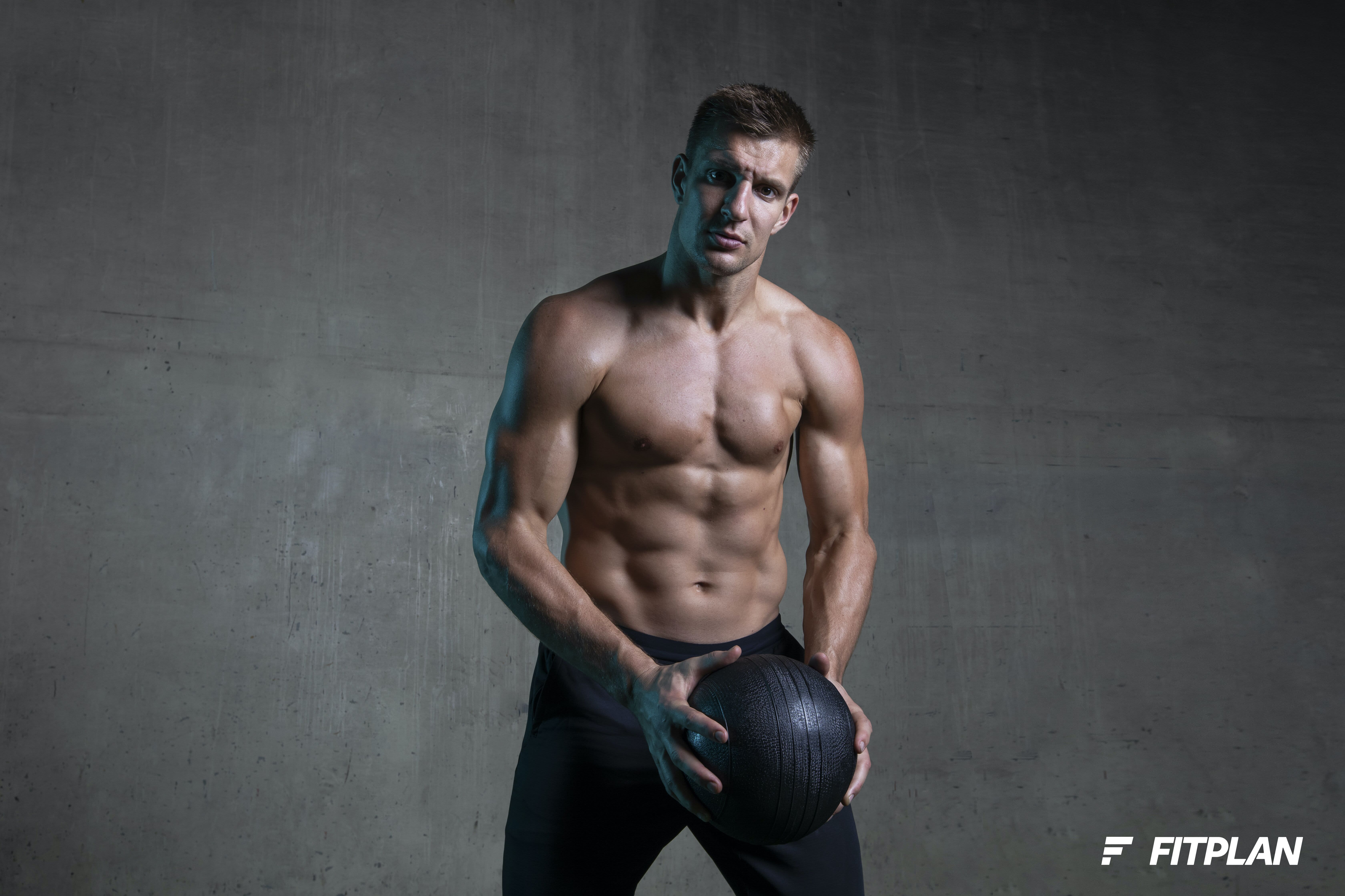 Rob Gronkowski on his post-NFL health and fitness routine