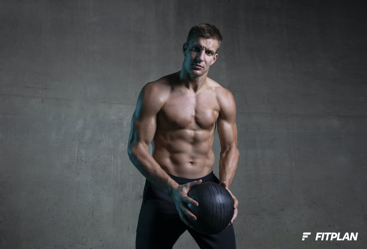 Rob Gronkowski's post-NFL routine includes 24-hour fasts, Tom Brady-type workouts and Sudoku