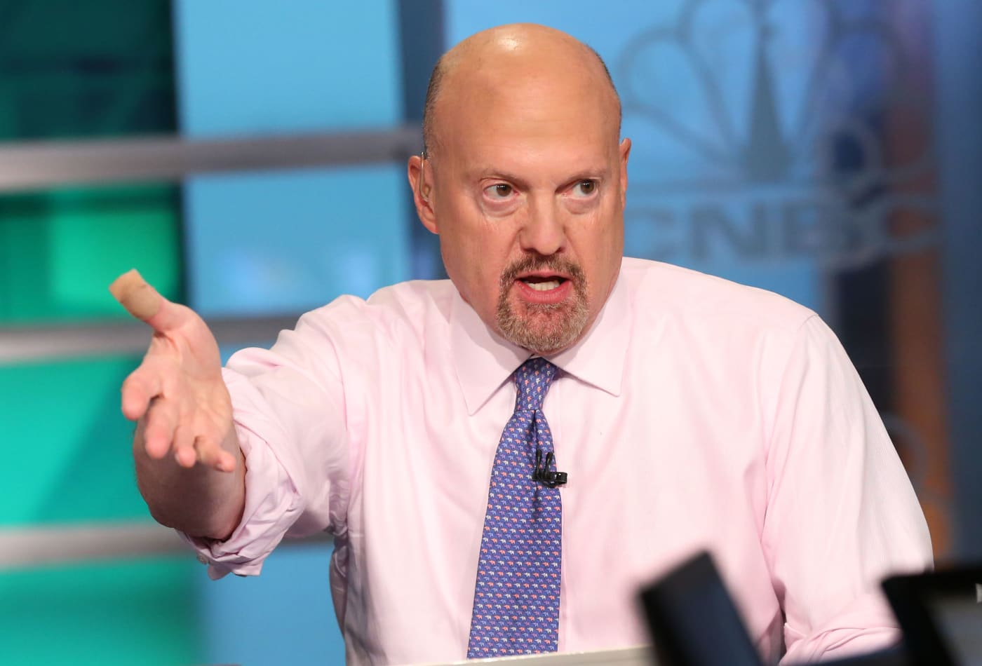 Cramer on sell-off: 'This is the panic people have been waiting for,' but don't buy stocks yet