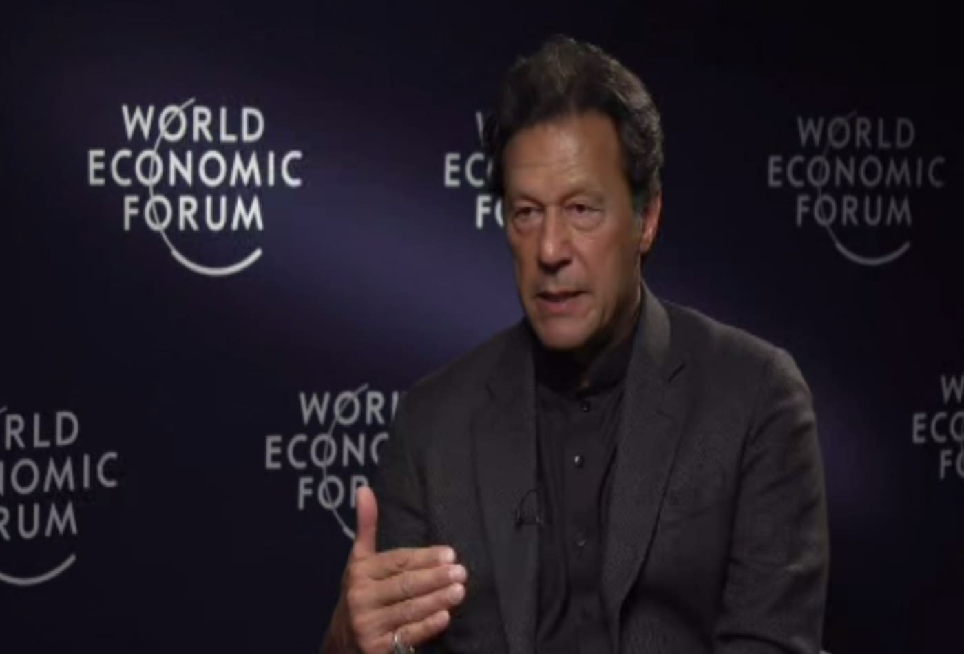 Pakistan Prime Minister Imran Khan: Kashmir is a far more serious problem than people realize